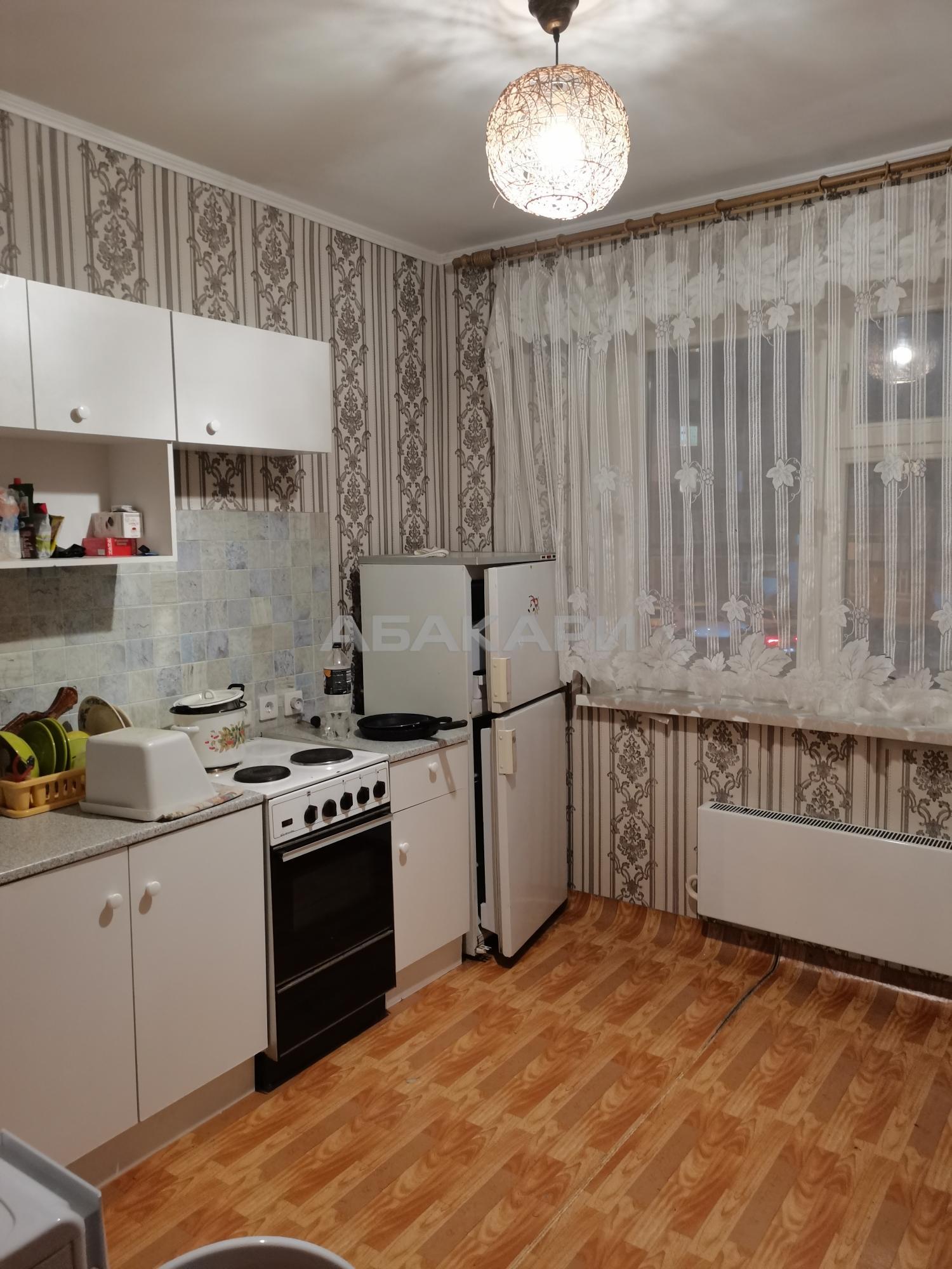 1к квартира Ястынская улица, 18   15000   аренда в Красноярске фото 8