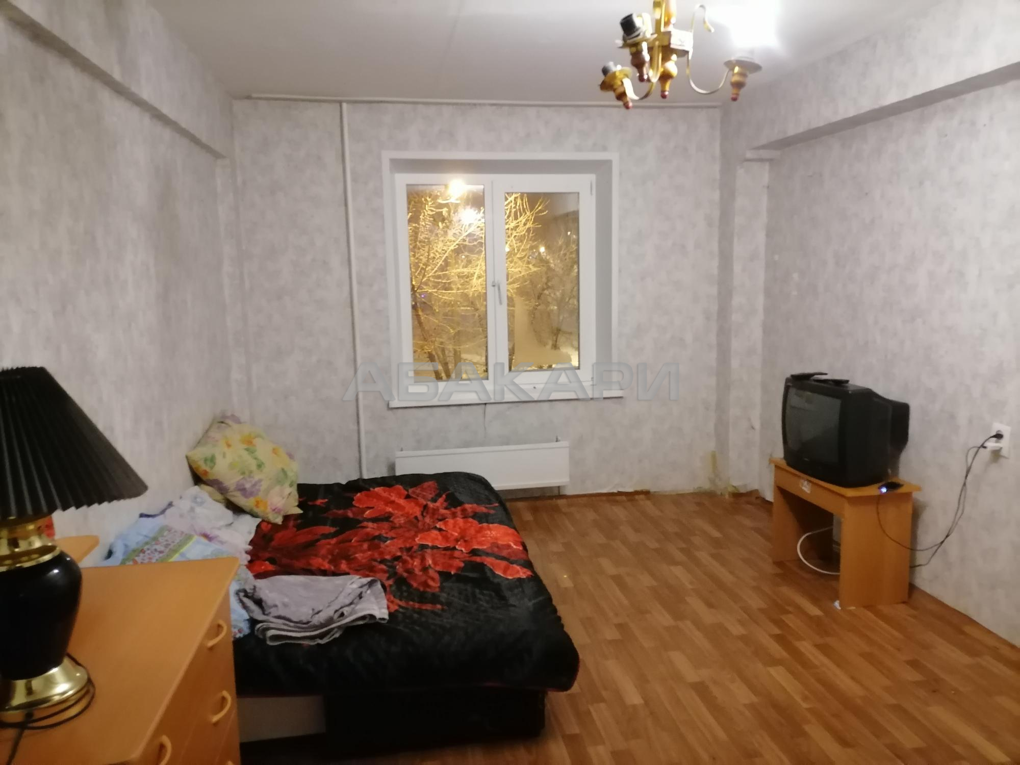1к квартира улица Кутузова, 12А   12000   аренда в Красноярске фото 1