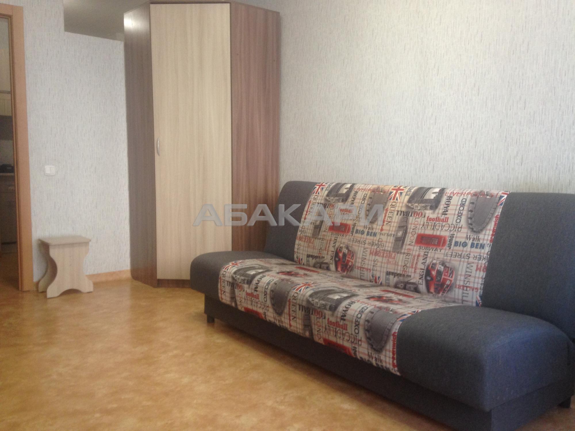 1к квартира улица Карамзина, 8   11500   аренда в Красноярске фото 6