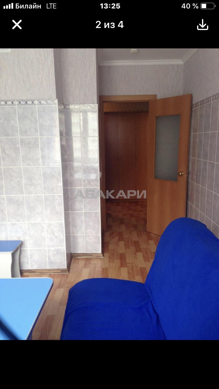 1к квартира улица Молокова | 17000 | аренда в Красноярске фото 1