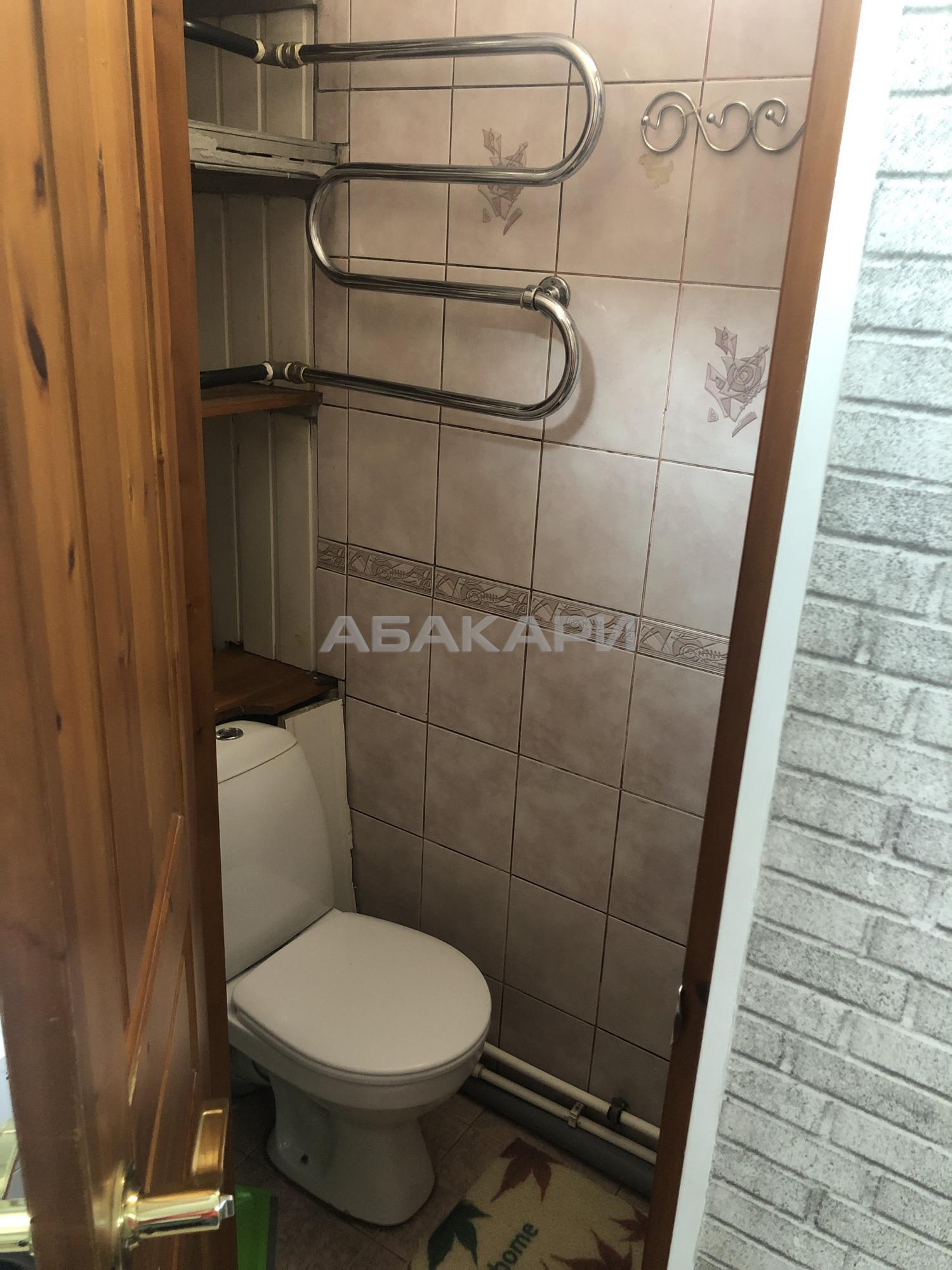 1к квартира Коммунальная улица, 4А | 11500 | аренда в Красноярске фото 3