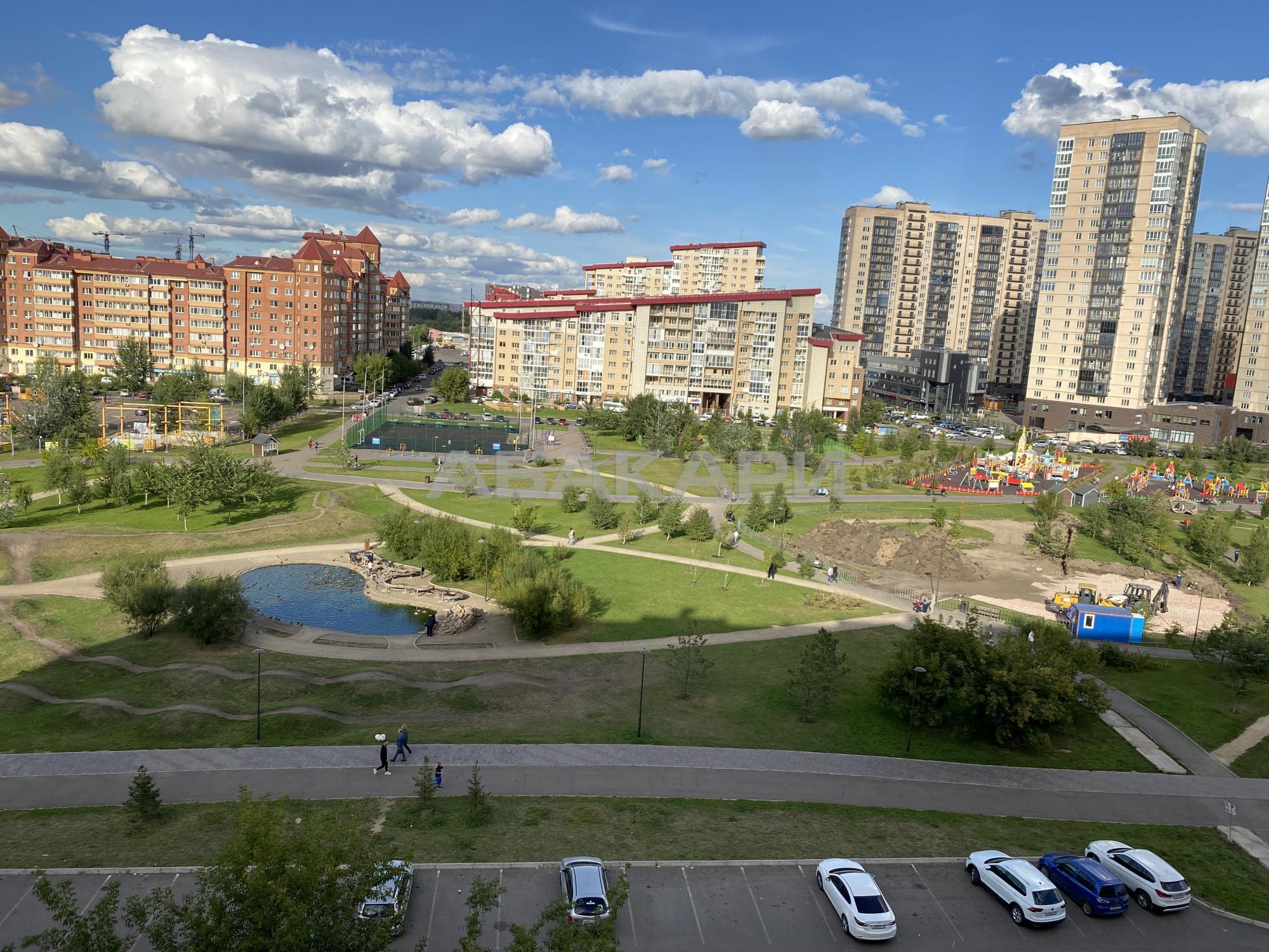 1к квартира улица Весны | 24000 | аренда в Красноярске фото 0