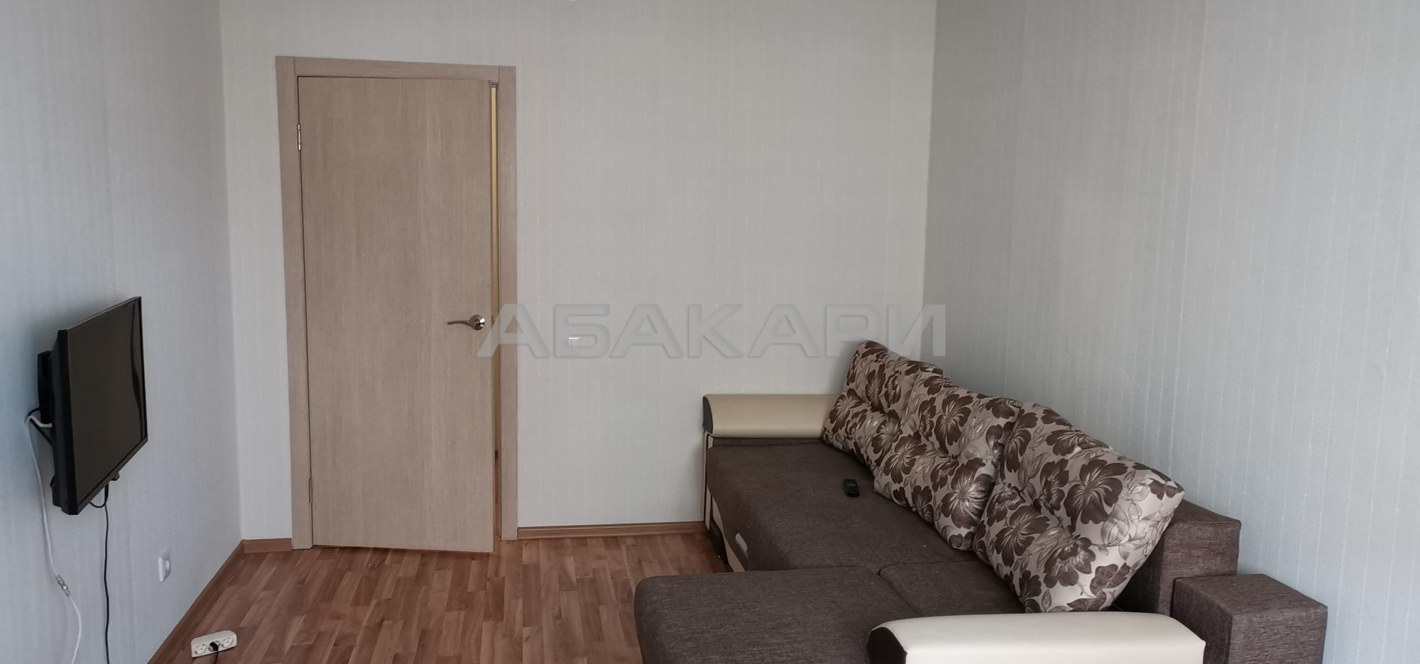 1к квартира улица Норильская, 16И | 14000 | аренда в Красноярске фото 1