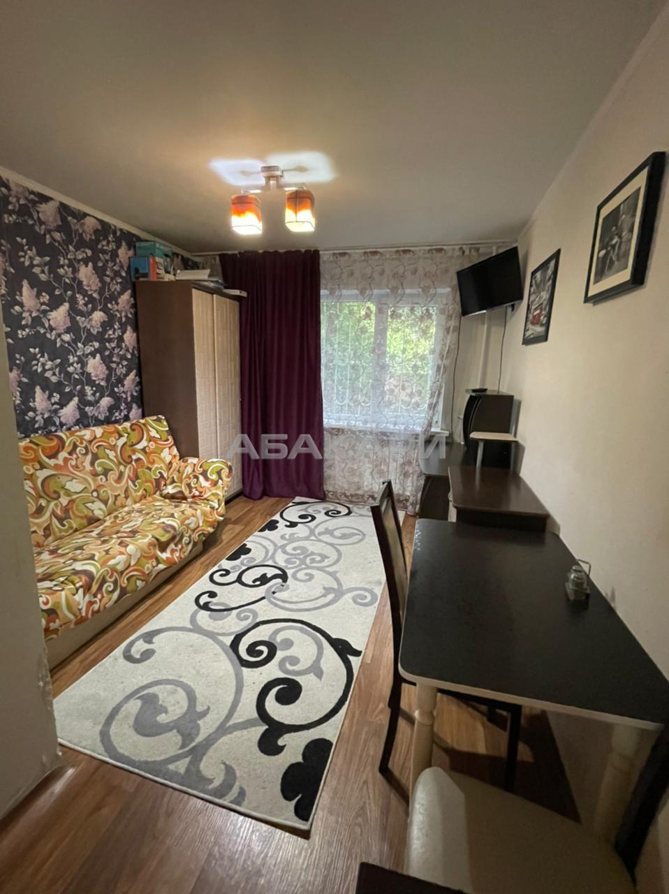1к квартира улица Устиновича, 26 1/5 - 18кв   13000   аренда в Красноярске фото 3