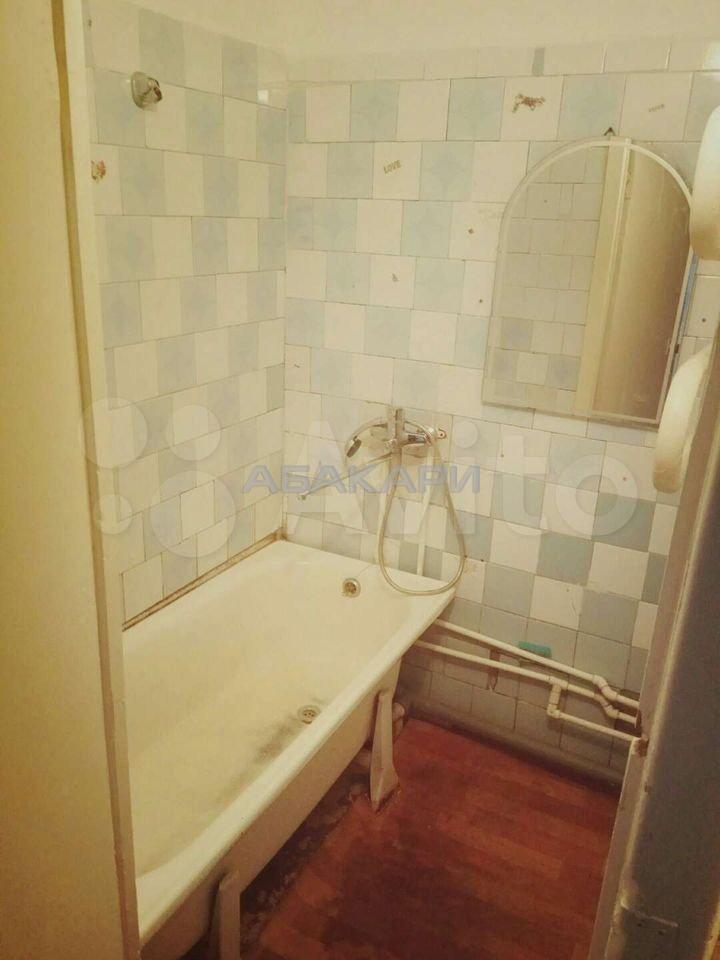 1к квартира Новая улица, 48 | 12000 | аренда в Красноярске фото 1