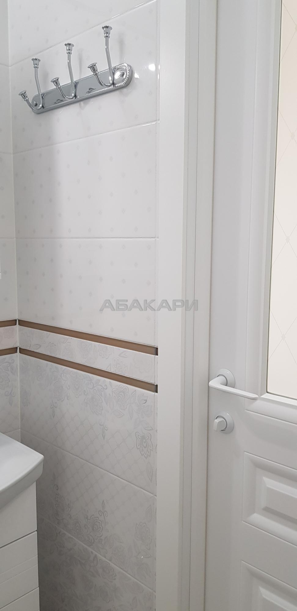 1к квартира улица Карамзина, 32 10/10 - 42кв | 18500 | аренда в Красноярске фото 13
