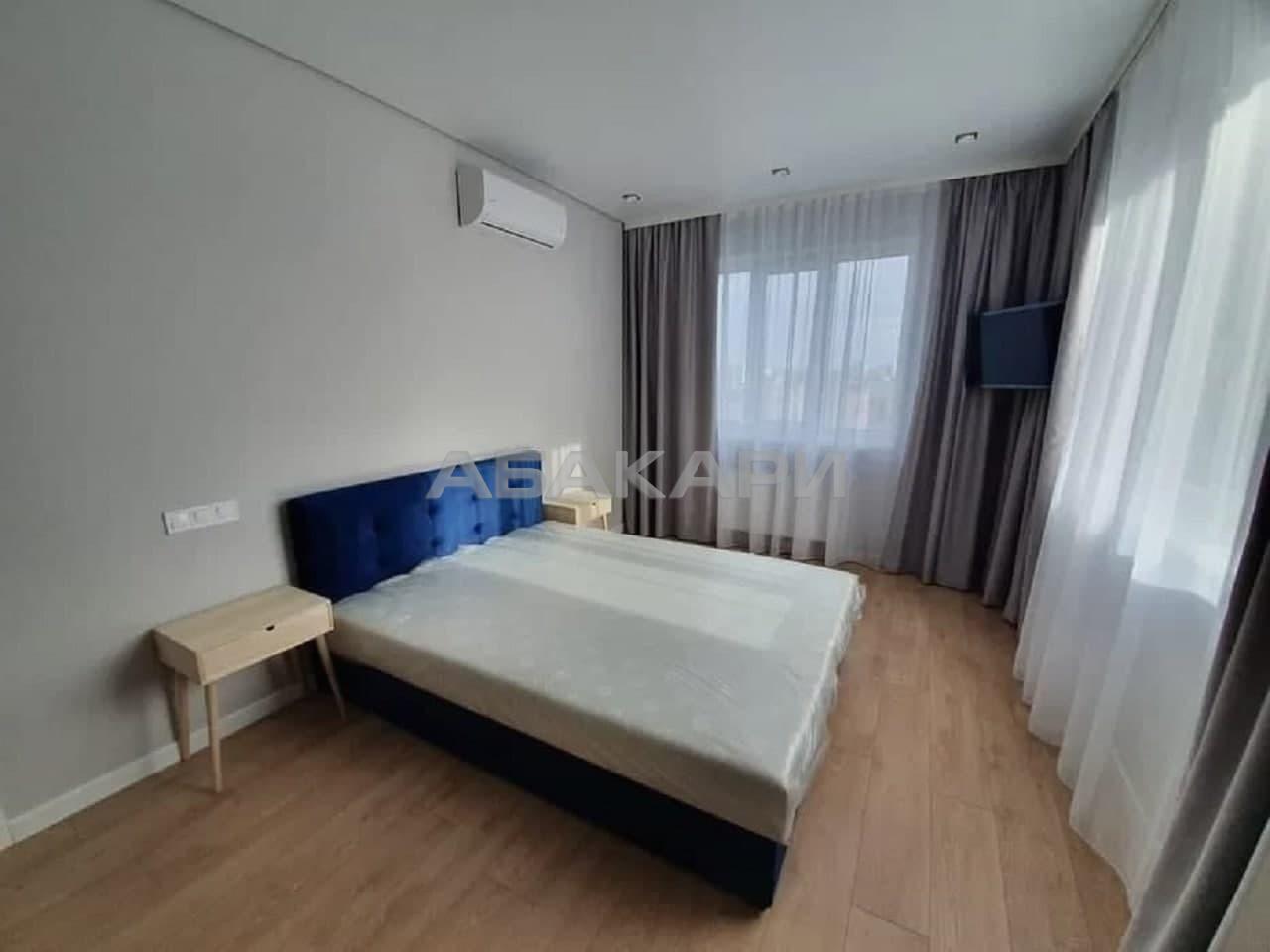 1к квартира Новосибирская улица, 1 11/17 - 36кв | 13500 | аренда в Красноярске фото 1