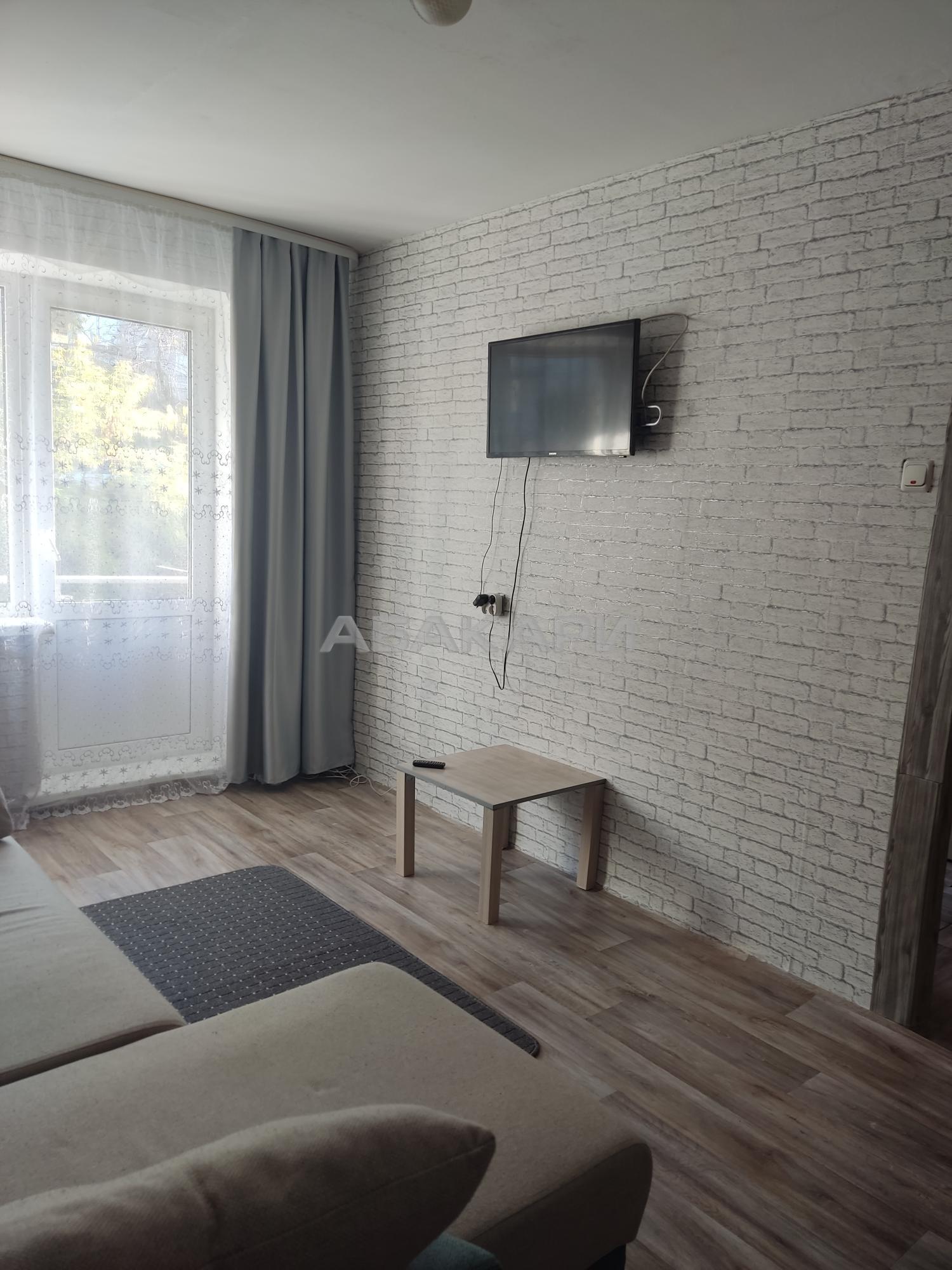 1к квартира улица Алёши Тимошенкова, 74 3/5 - 35кв   13000   аренда в Красноярске фото 2