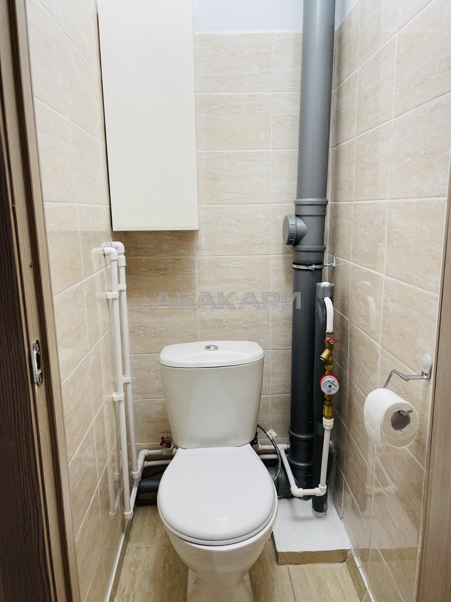 1к квартира улица Чернышевского, 120А 6/12 - 44кв   25000   аренда в Красноярске фото 6