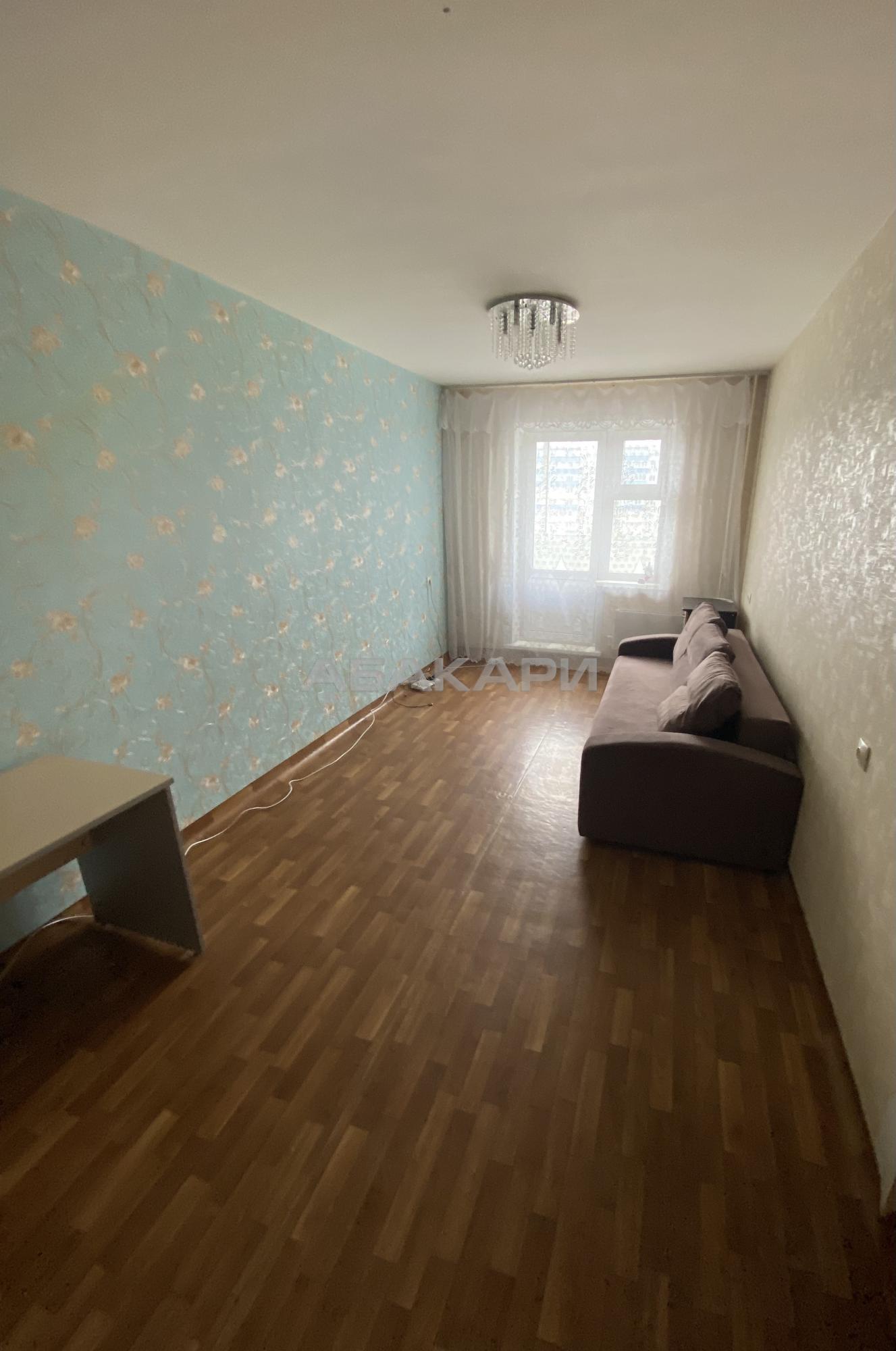 1к квартира Молодёжный проспект, 23 7/10 - 38кв   15000   аренда в Красноярске фото 0
