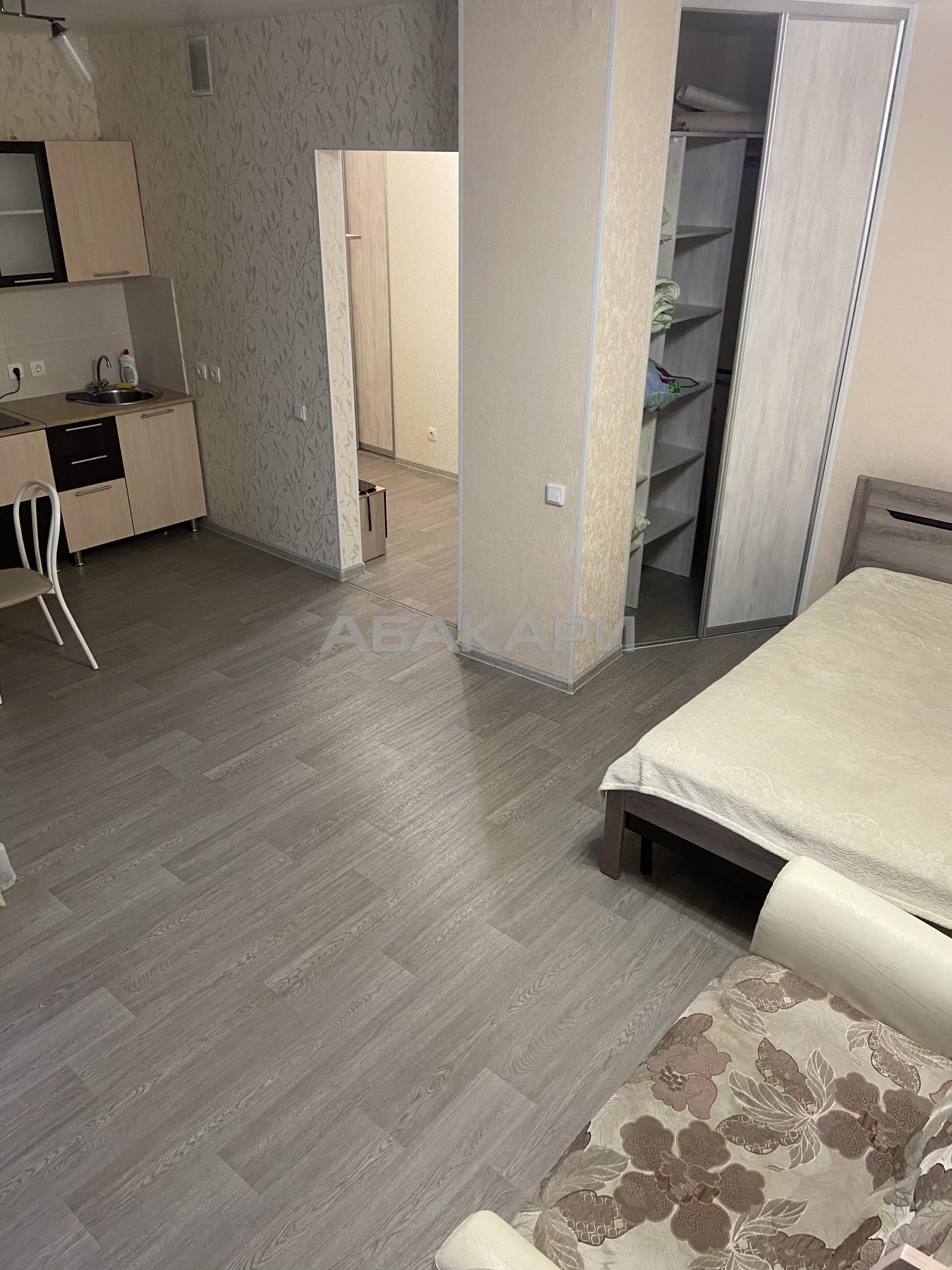1к квартира улица Алексеева, 46 6/24 - 40кв | 24000 | аренда в Красноярске фото 3