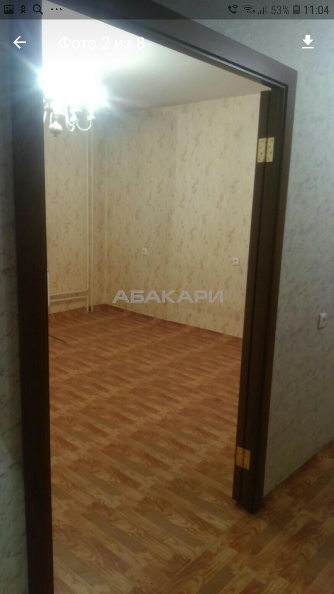 2к квартира улица Ладо Кецховели, 35 2/9 - 56кв | 19000 | аренда в Красноярске фото 1