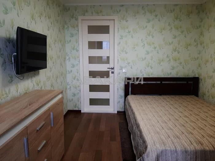 2к квартира улица Копылова, 17 7/10 - 56кв   15500   аренда в Красноярске фото 2