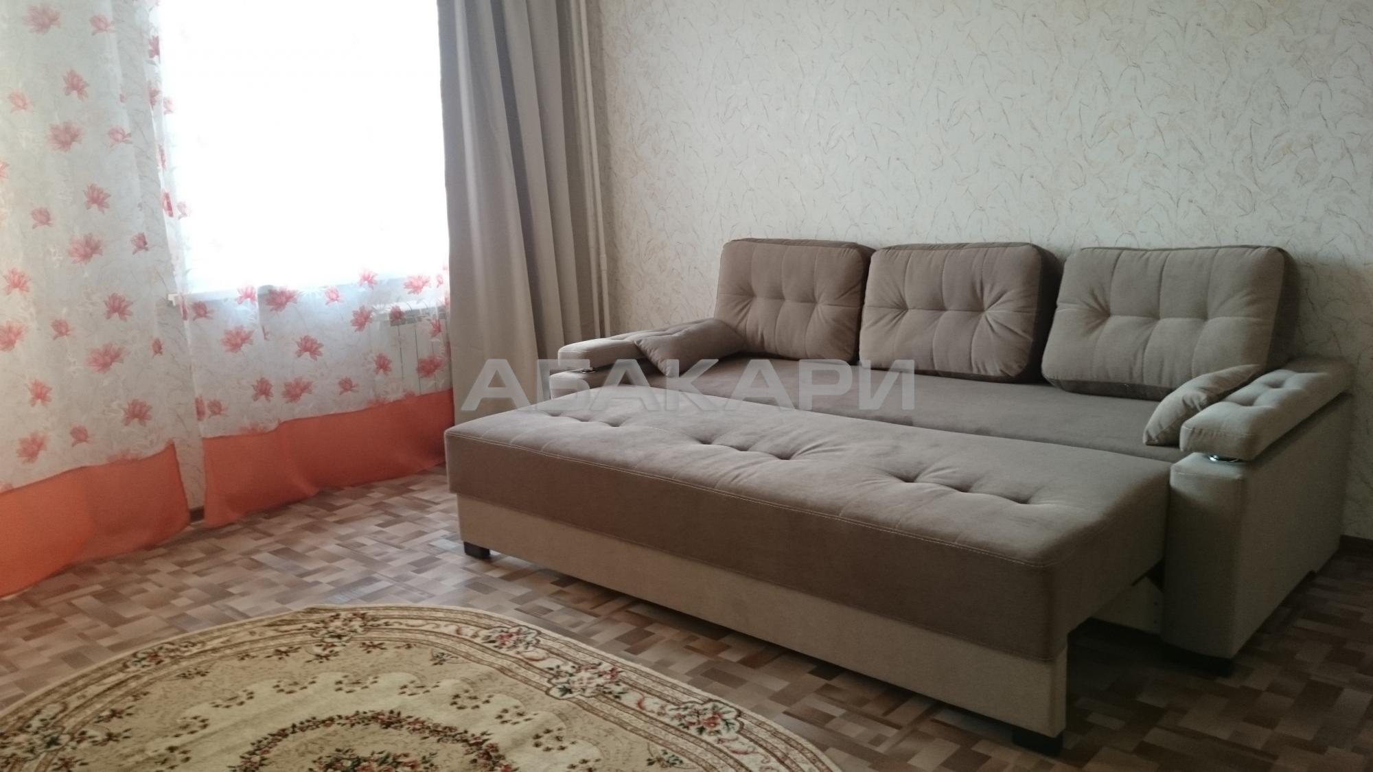 1к квартира улица Республики, 37А 8/22 - 44кв | 25000 | аренда в Красноярске фото 1