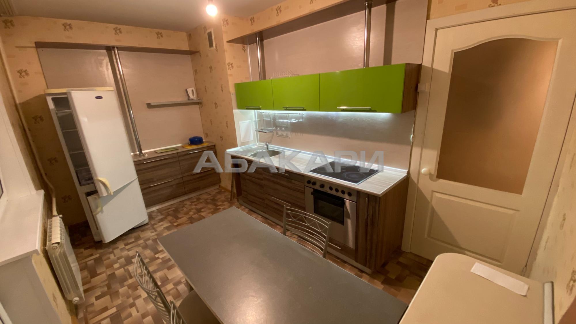 3к квартира проспект Мира, 49А 8/14 - 65кв   25000   аренда в Красноярске фото 7