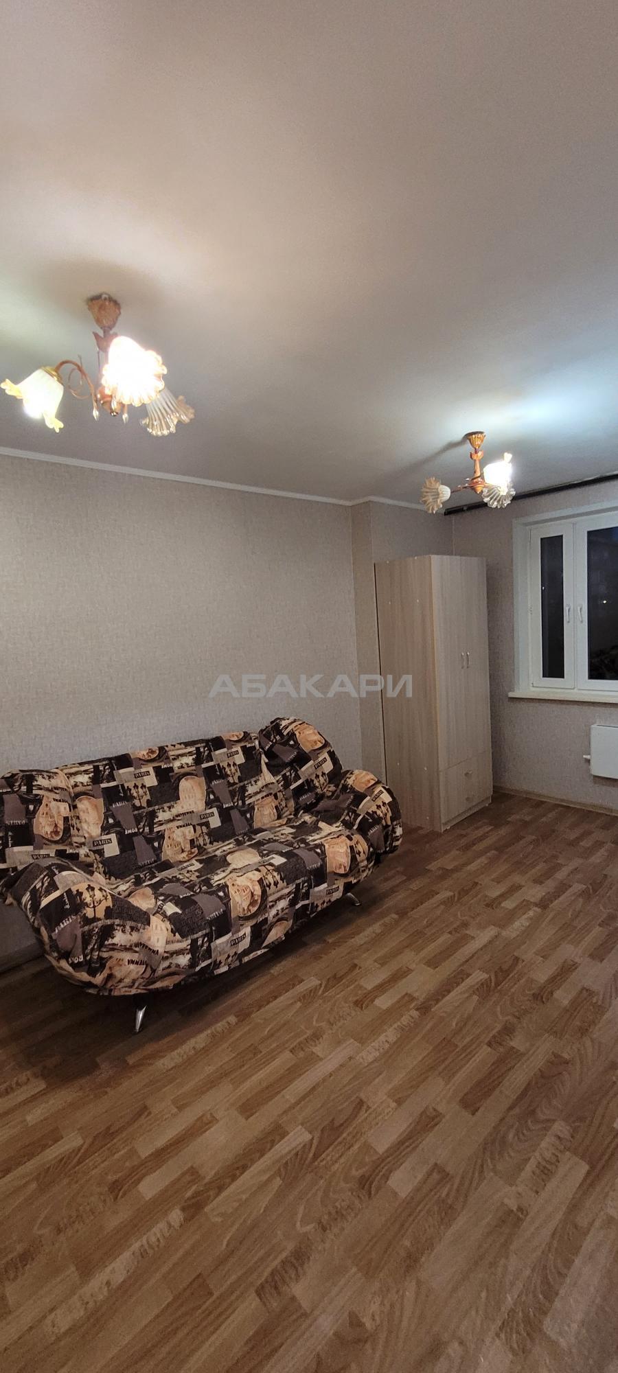 2к квартира Паровозная улица, 5А 3/10 - 50кв   20000   аренда в Красноярске фото 3