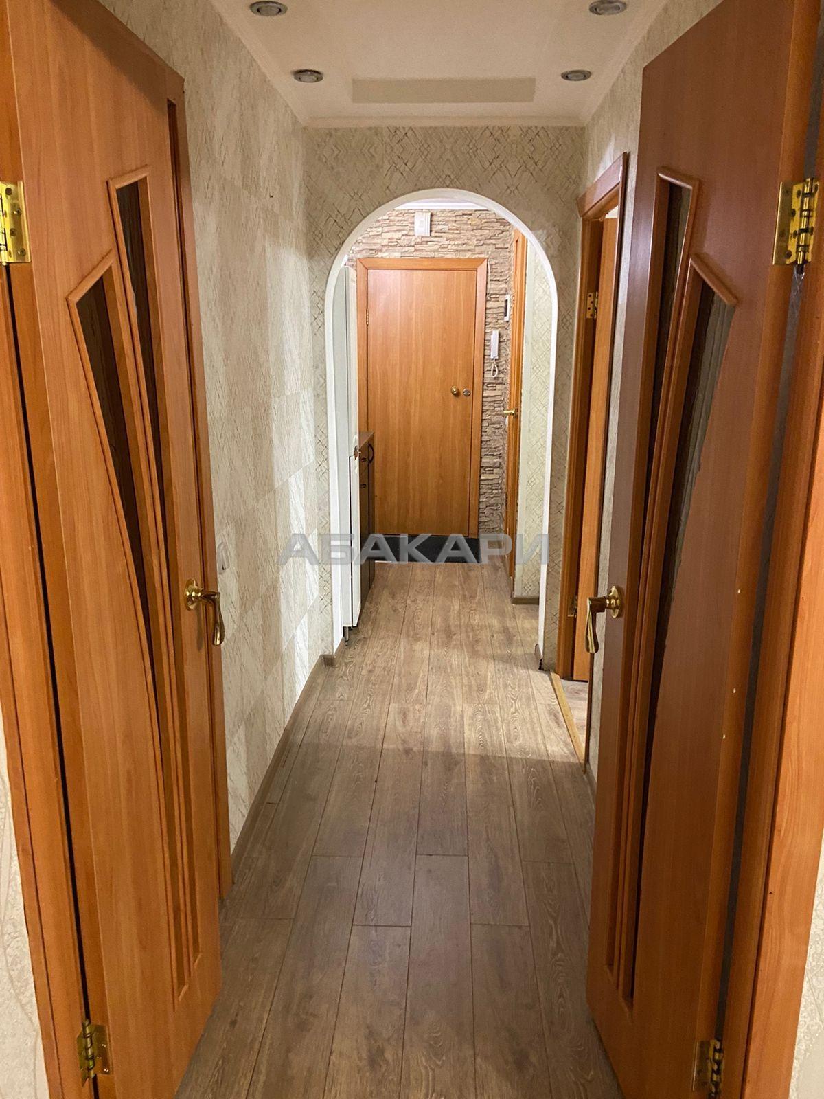 3к квартира Коммунальная улица, 16 2/5 - 60кв   25000   аренда в Красноярске фото 6