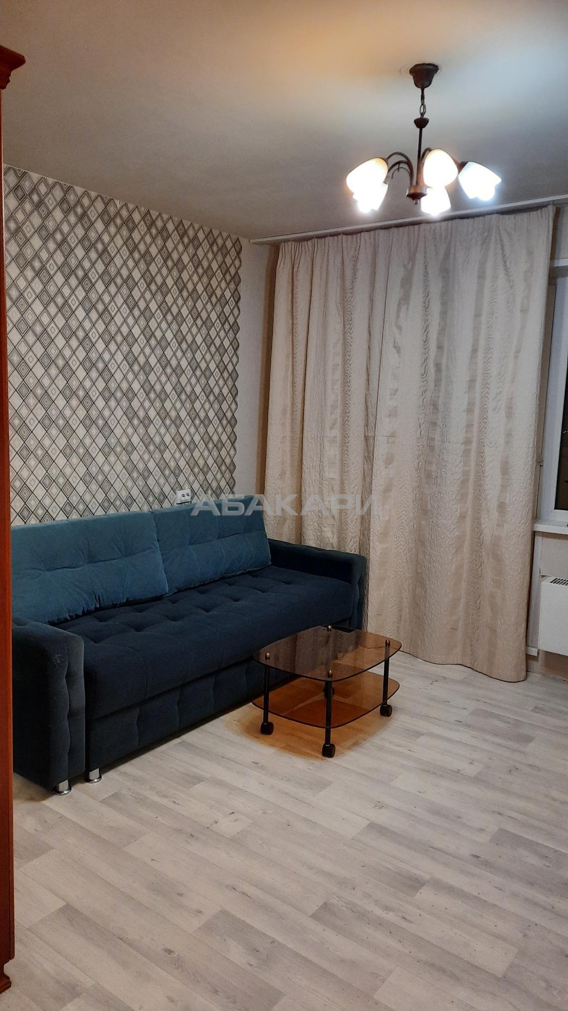 1к квартира улица Сосновского, 83 11/14 - 41кв   18000   аренда в Красноярске фото 1