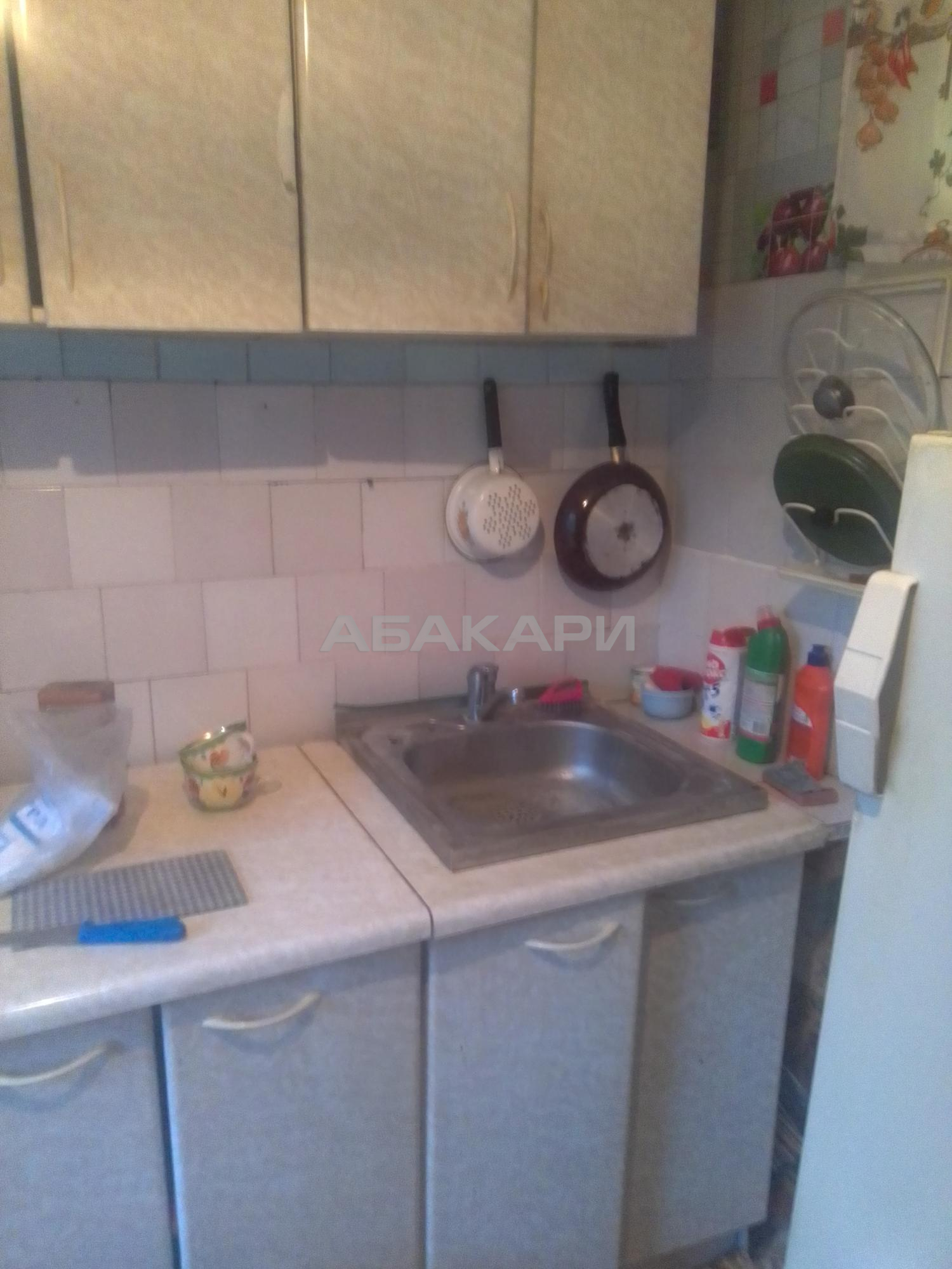 2к квартира улица Аэровокзальная, 2Б 1/5 - 45кв | 18000 | аренда в Красноярске фото 8