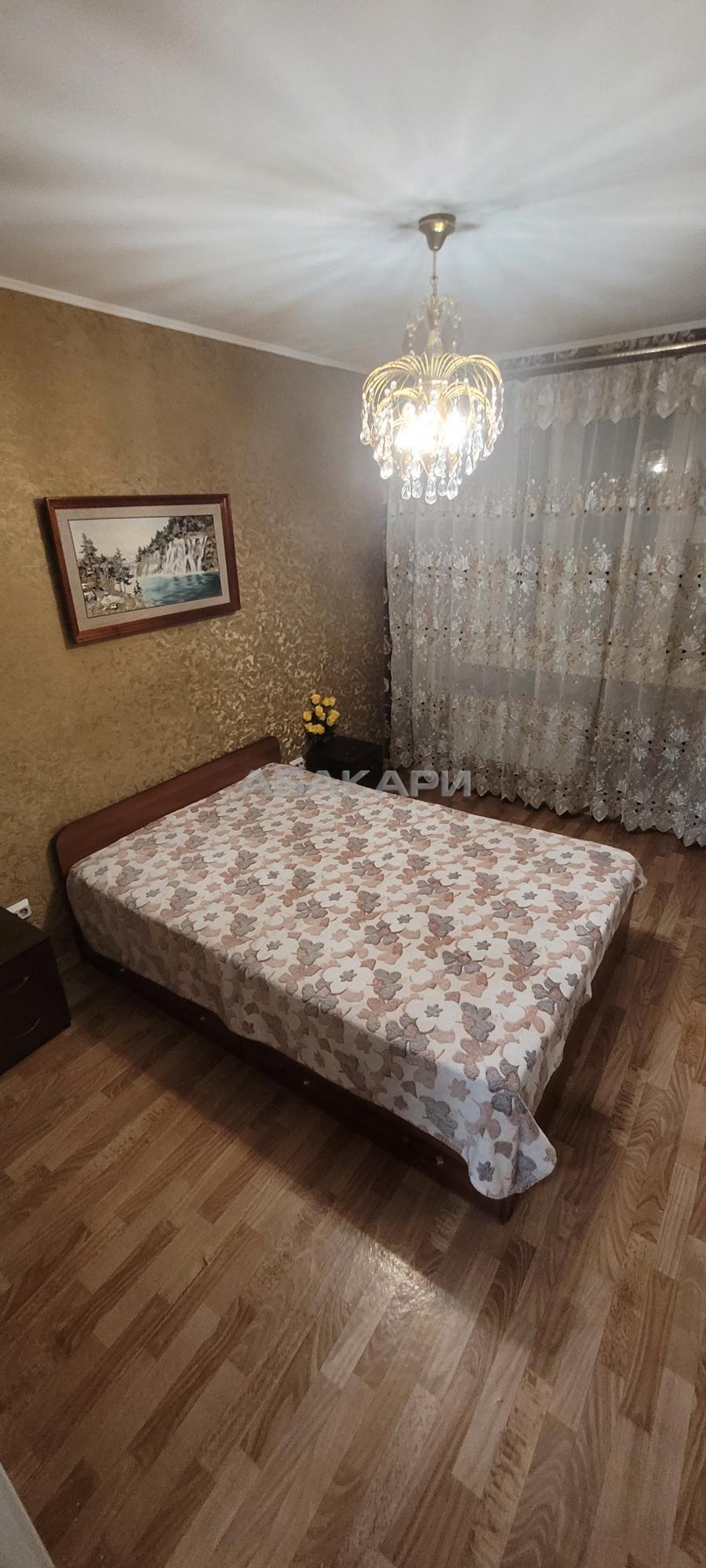 2к квартира Паровозная улица, 5А 3/10 - 50кв   20000   аренда в Красноярске фото 1