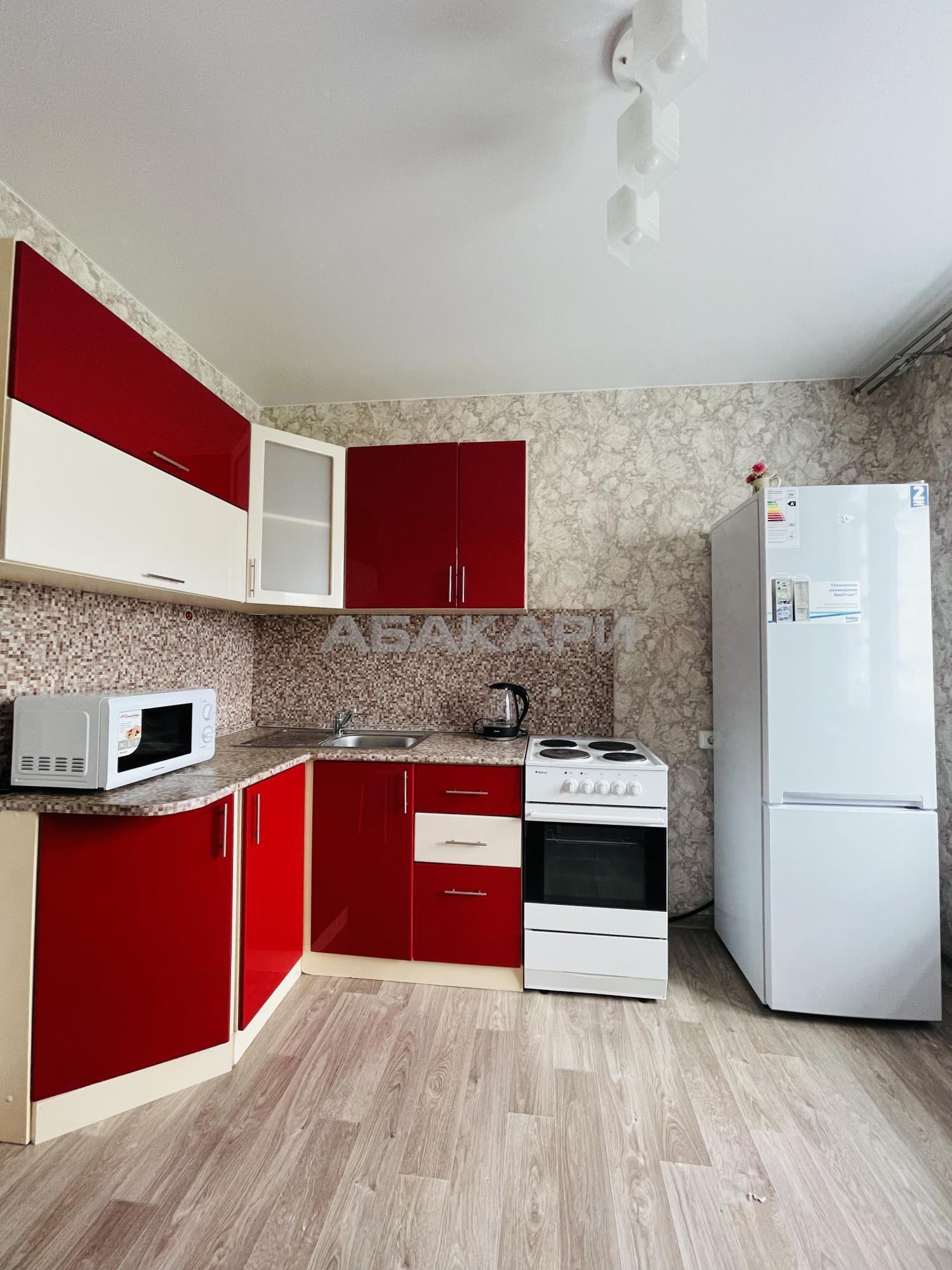 1к квартира улица Чернышевского, 120А 6/12 - 44кв   25000   аренда в Красноярске фото 3