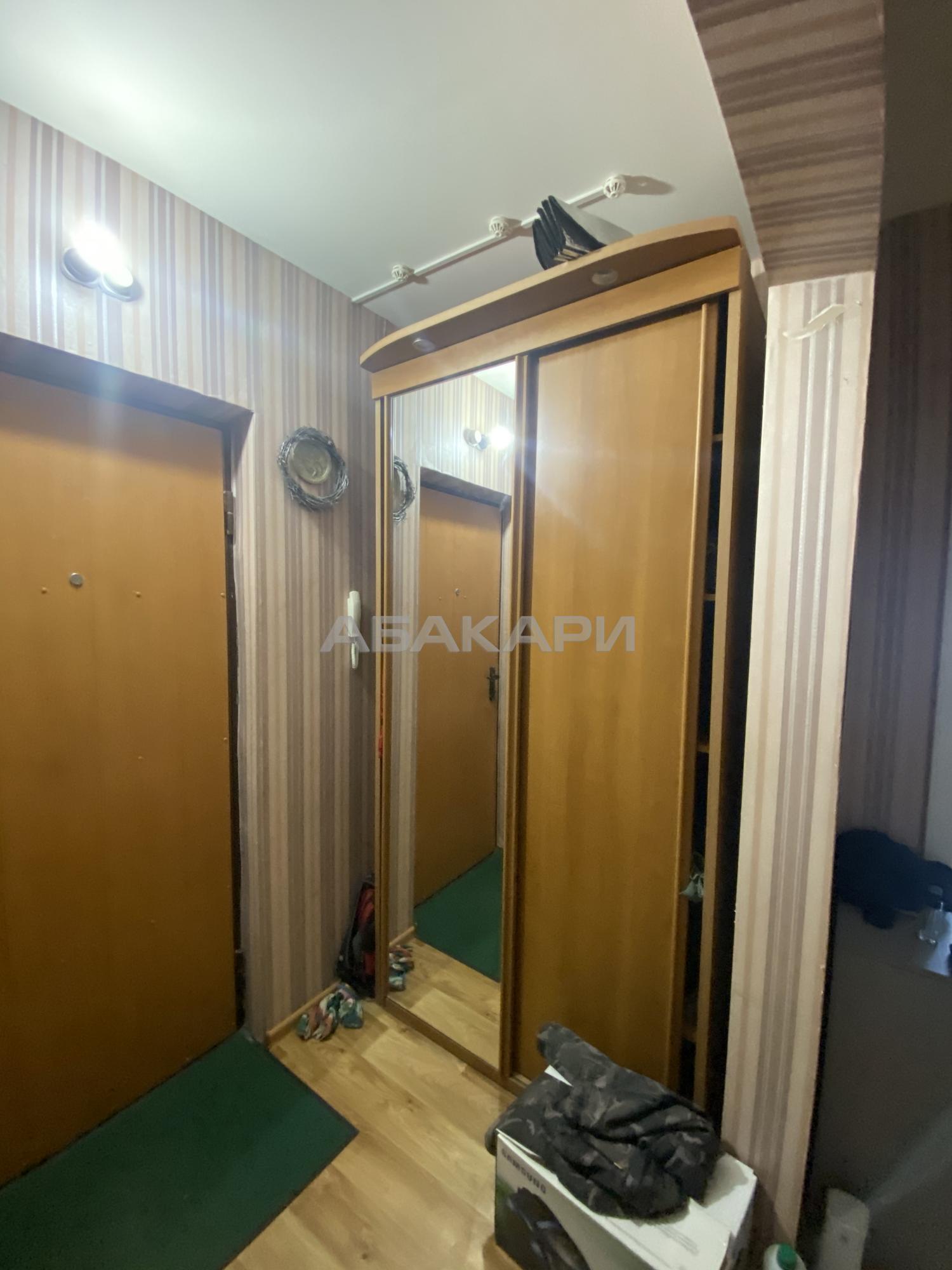1к квартира улица Чернышевского, 110 5/10 - 40кв   13000   аренда в Красноярске фото 3