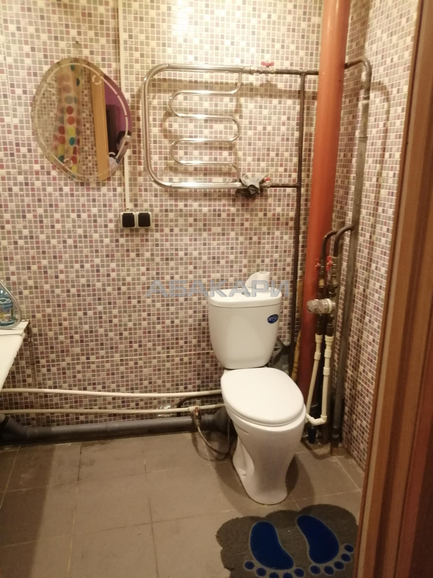 1к квартира улица Малиновского, 2А 5/5 - 42кв   11000   аренда в Красноярске фото 14