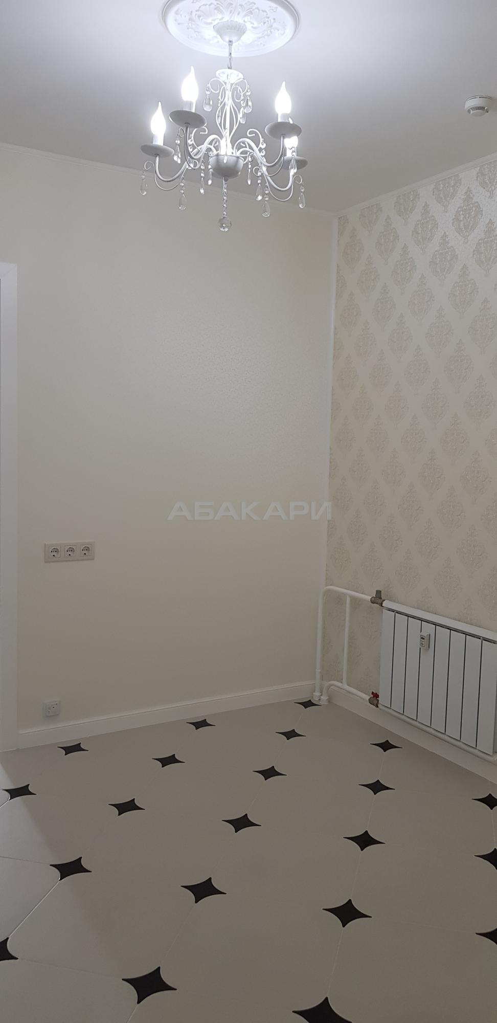 1к квартира улица Карамзина, 32 10/10 - 42кв | 18500 | аренда в Красноярске фото 9