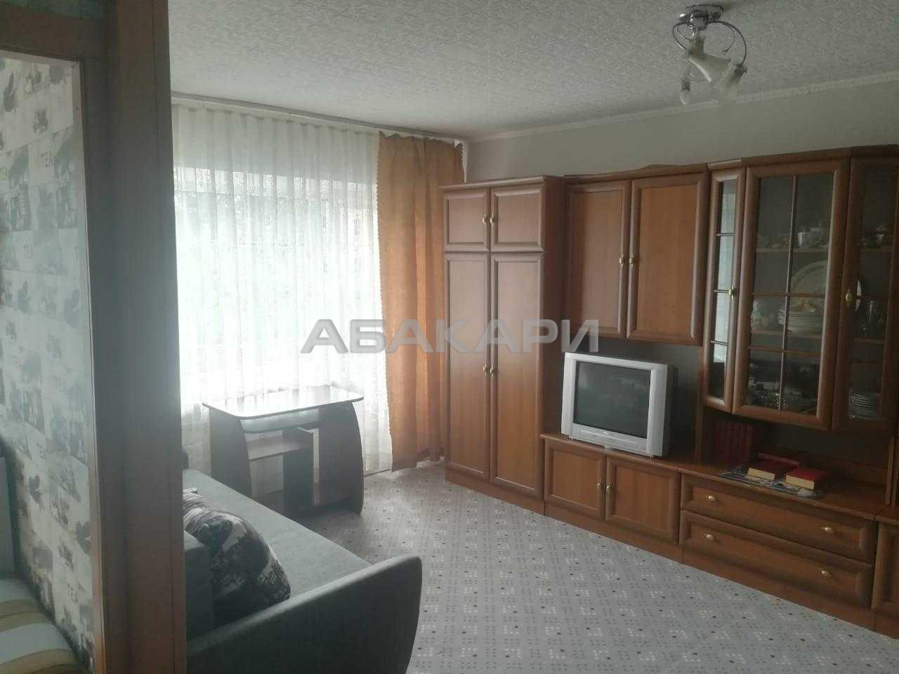 1к квартира 2-я Хабаровская улица, 10 4/5 - 35кв   16000   аренда в Красноярске фото 0