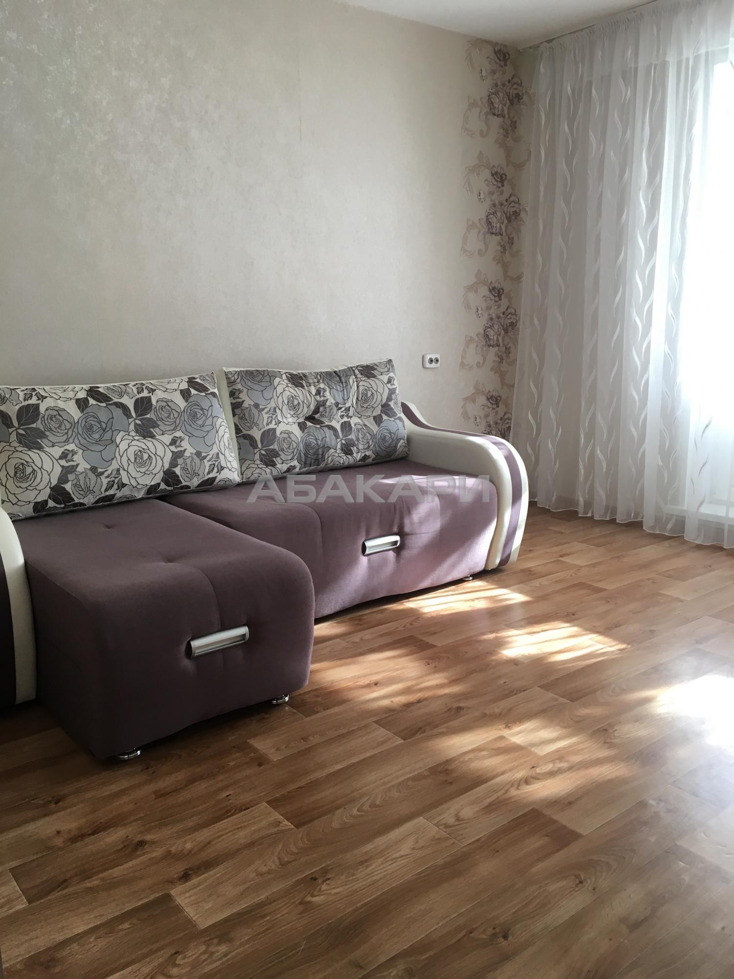 1к квартира улица Дмитрия Мартынова, 33 2/15 - 40кв | 17000 | аренда в Красноярске фото 0