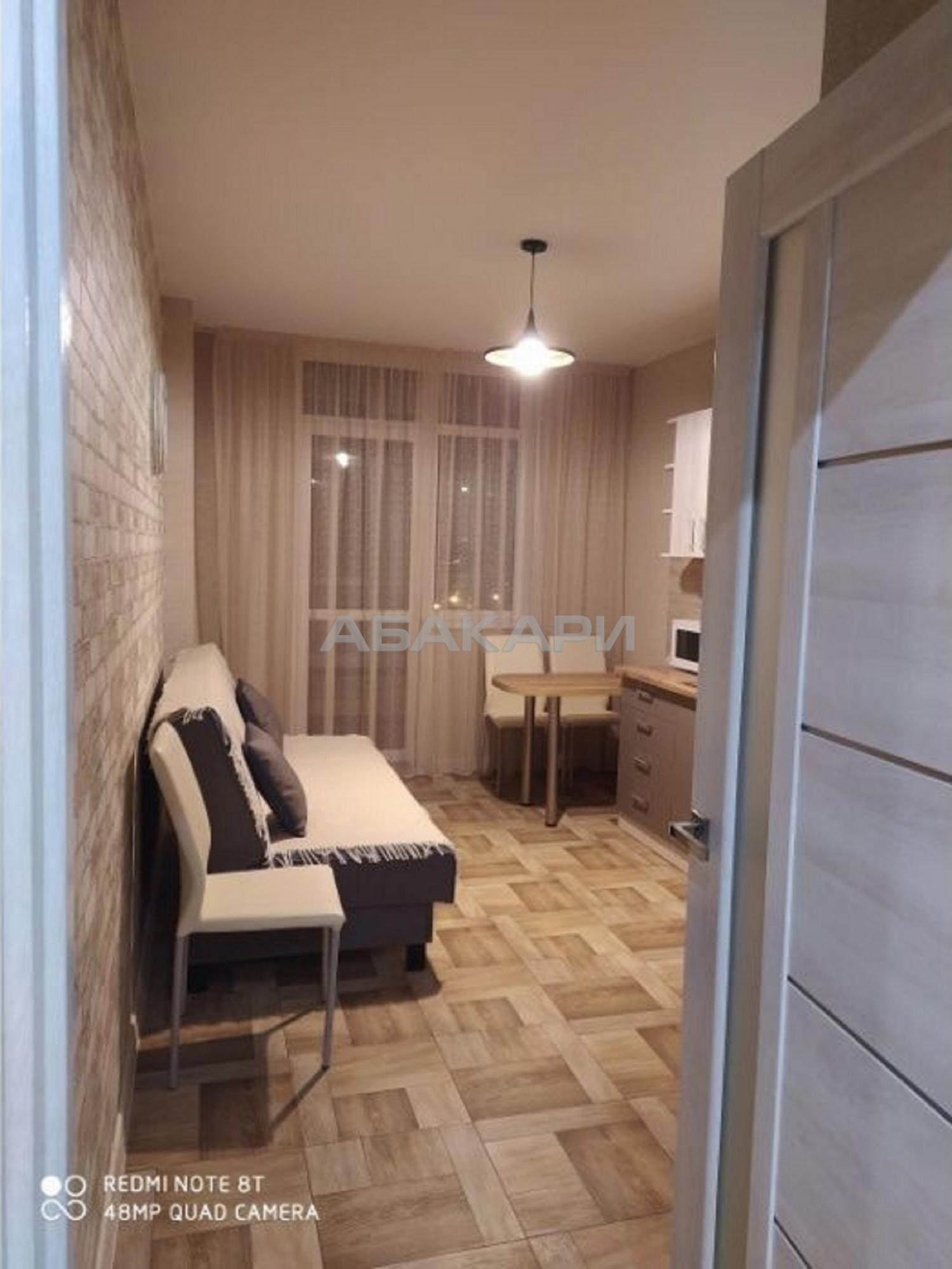 1к квартира улица Чернышевского, 118 5/14 - 38кв   15000   аренда в Красноярске фото 5