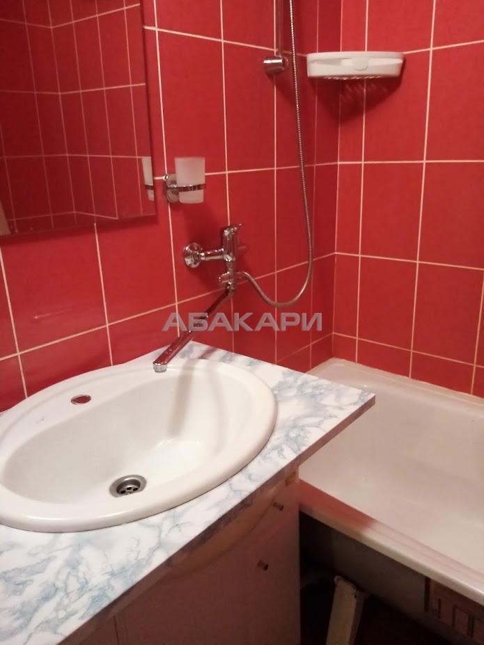 1к квартира Взлётка, 7-ой микрорайон, улица Батурина, 19 4/10 - 34кв   17000   аренда в Красноярске фото 7