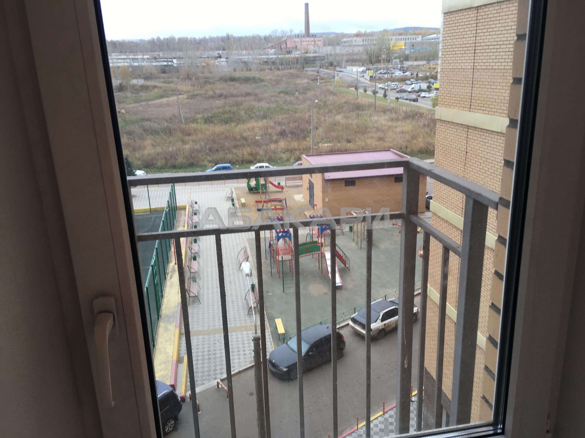 1к квартира Норильская улица, 38 5/16 - 38кв   10000   аренда в Красноярске фото 6
