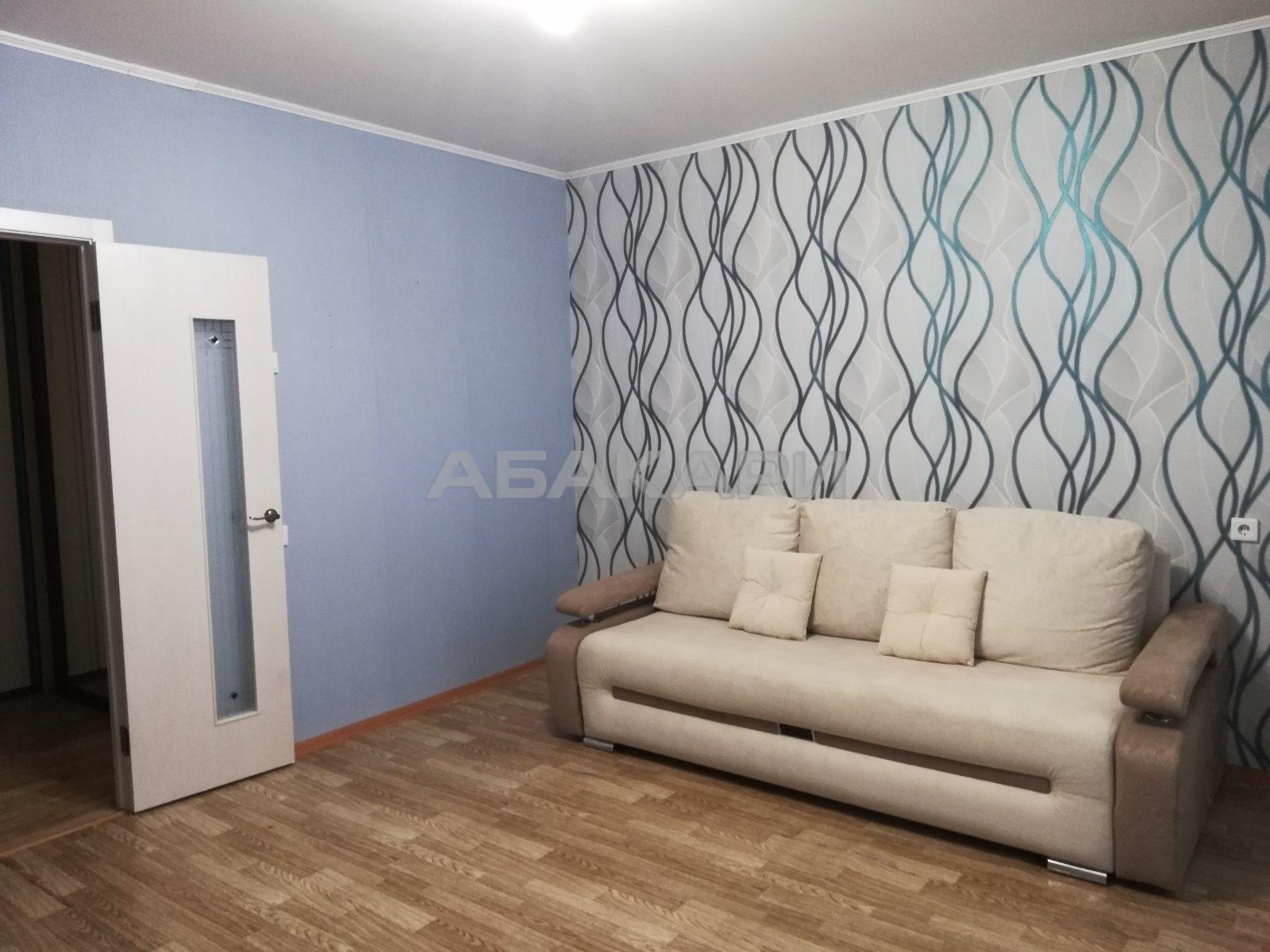 1к квартира улица Ястынская, д. 5 5/9 - 42кв | 20000 | аренда в Красноярске фото 0