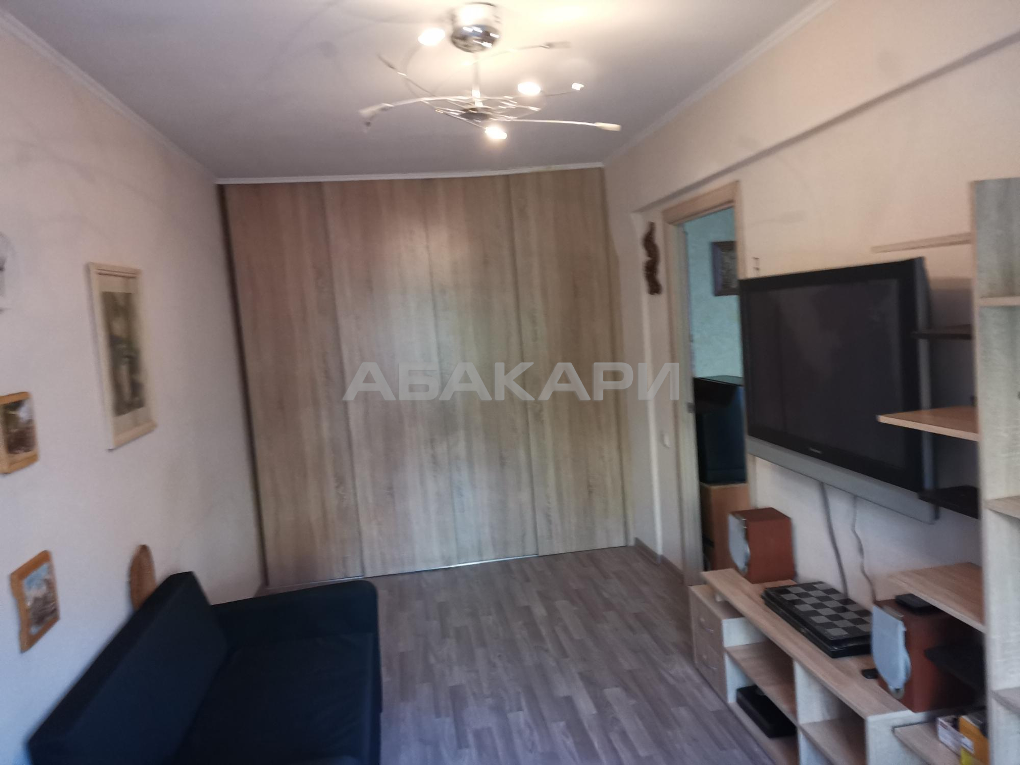 2к квартира Волгоградская улица, 17А 2/5 - 45кв | 16000 | аренда в Красноярске фото 3