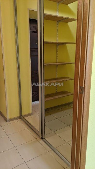 1к квартира улица Молокова, 64 2/10 - 40кв | 14000 | аренда в Красноярске фото 5