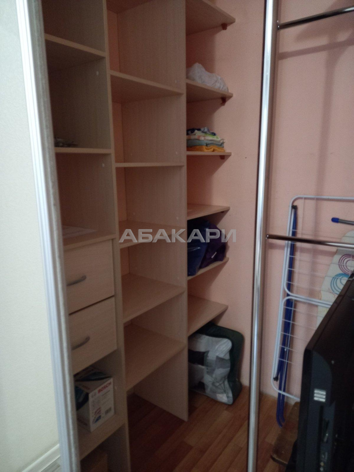 1к квартира улица Калинина, 17 6/10 - 32кв   16000   аренда в Красноярске фото 2