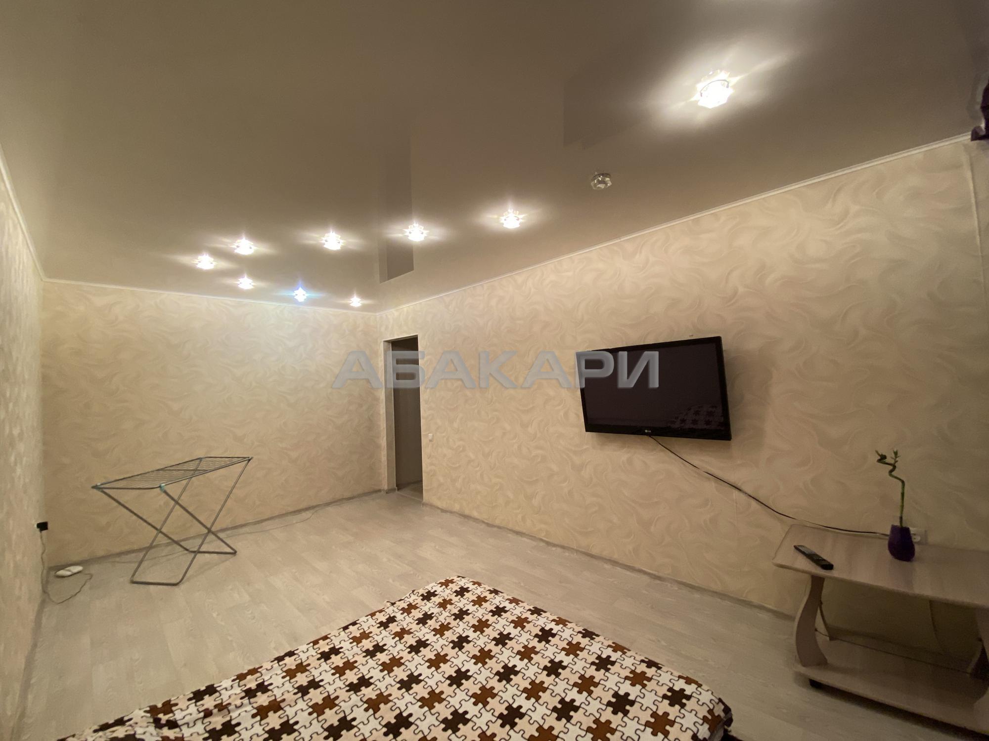 2к квартира улица Терешковой 5/5 - 43кв   30000   аренда в Красноярске фото 0