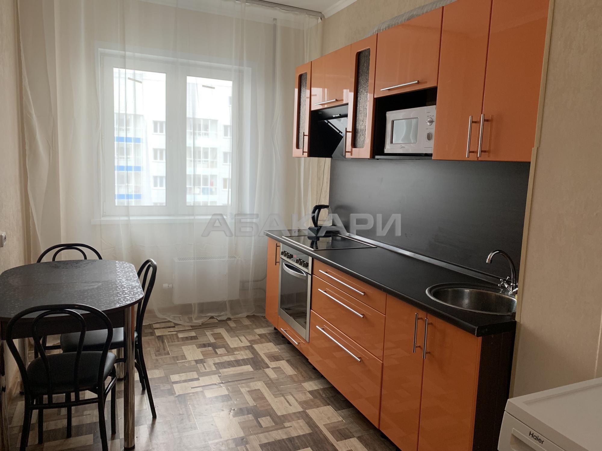 1к квартира Ярыгинская набережная, 3 24/25 - 36кв | 20000 | аренда в Красноярске фото 2