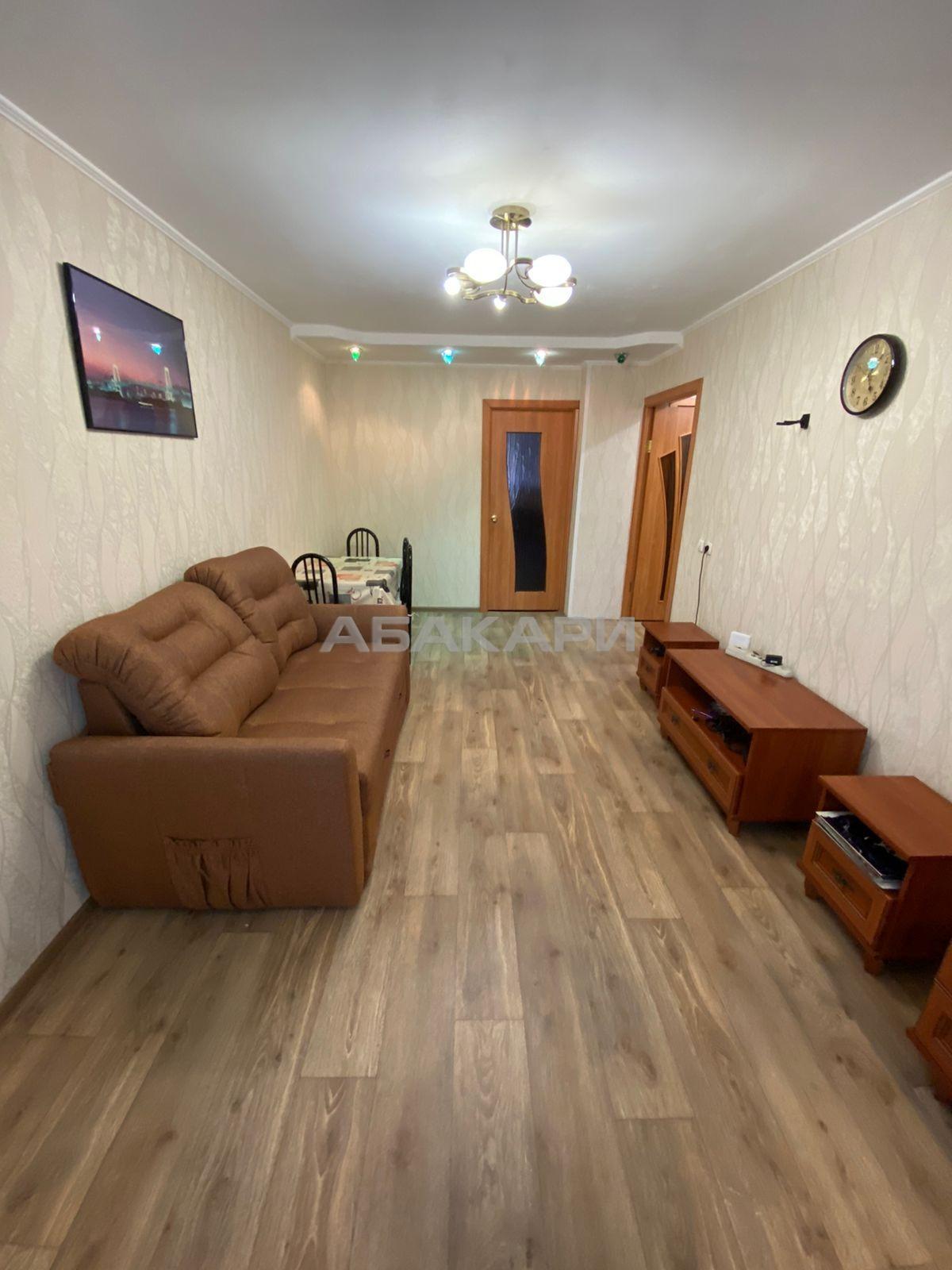 3к квартира Коммунальная улица, 16 2/5 - 60кв   25000   аренда в Красноярске фото 5