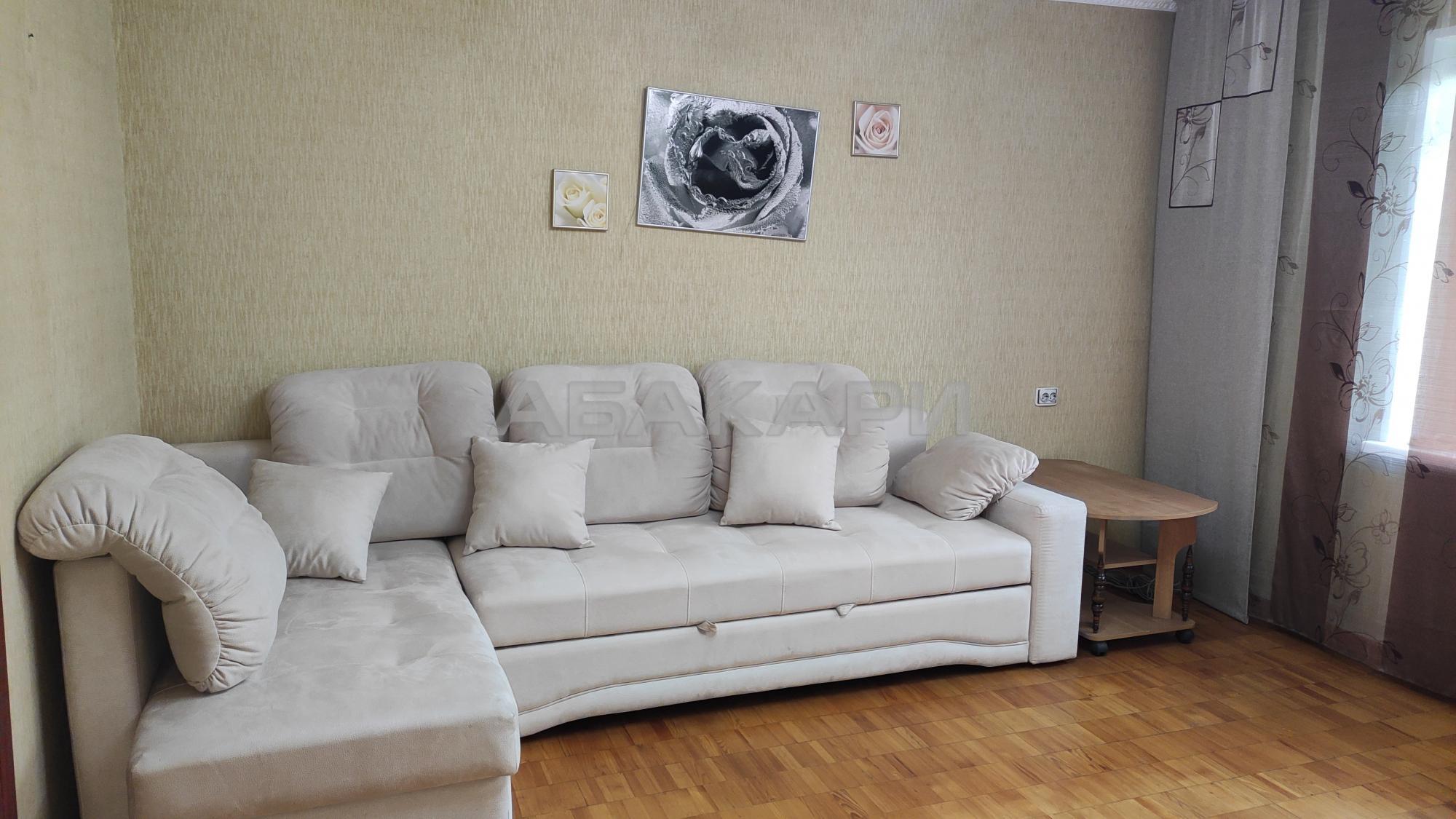 2к квартира проспект Металлургов, 30 1/9 - 53кв | 22000 | аренда в Красноярске фото 1