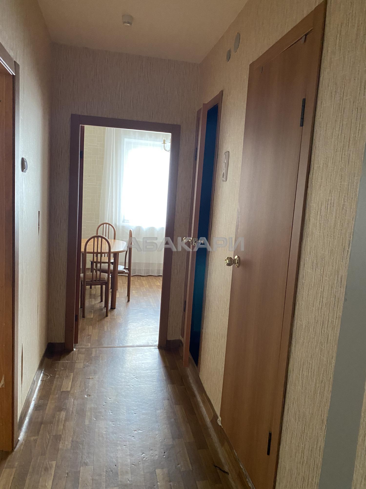 1к квартира Молодёжный проспект, 23 7/10 - 38кв   15000   аренда в Красноярске фото 4
