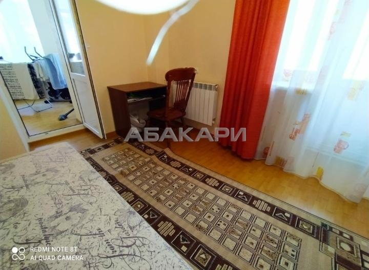 3к квартира улица Сурикова, 53 6/9 - 64кв   15000   аренда в Красноярске фото 18
