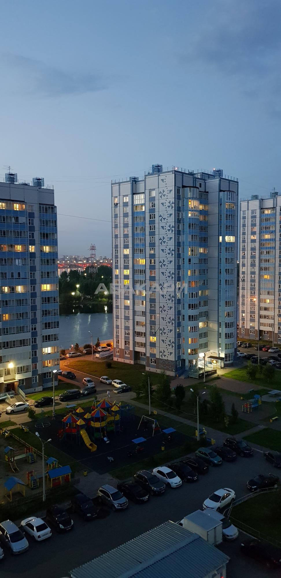 1к квартира улица Карамзина, 32 10/10 - 42кв | 18500 | аренда в Красноярске фото 1