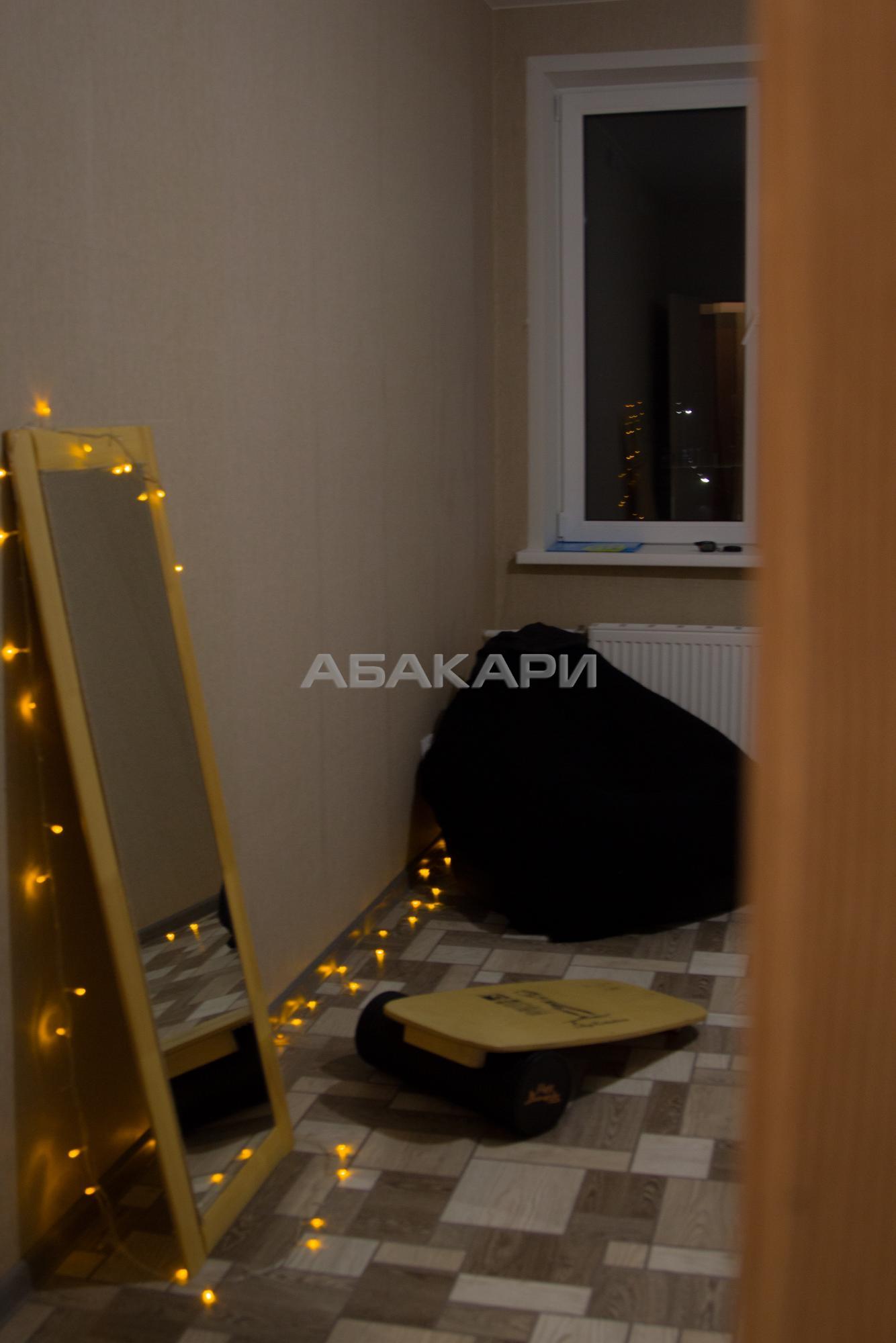 1к квартира Северное шоссе, 48 7/10 - 39кв | 15000 | аренда в Красноярске фото 6