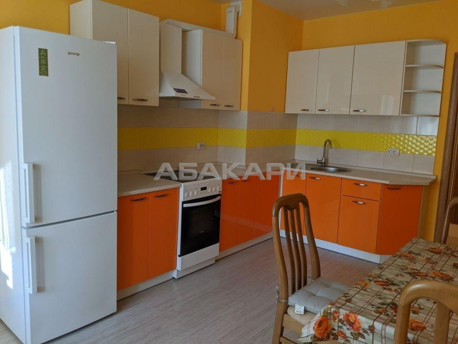 1к квартира улица Молокова, 64 2/10 - 40кв | 14000 | аренда в Красноярске фото 4