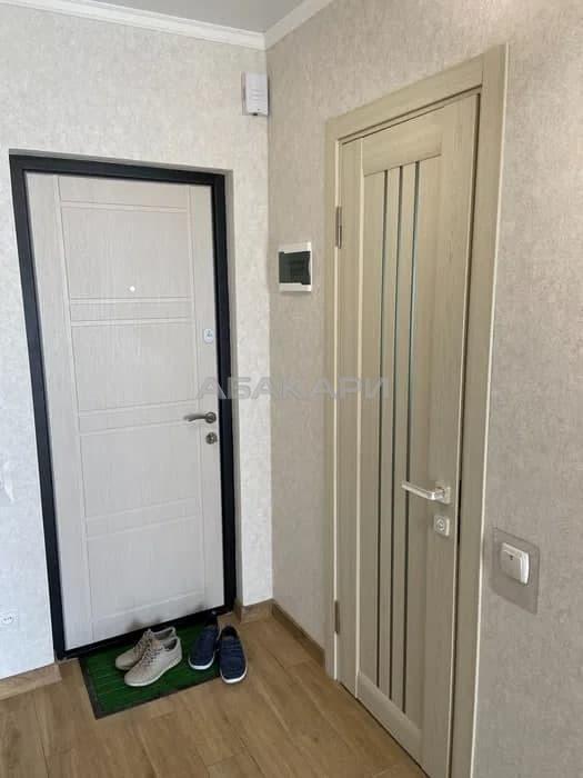 1к квартира Ястынская улица, 19А 9/16 - 39кв   13000   аренда в Красноярске фото 6