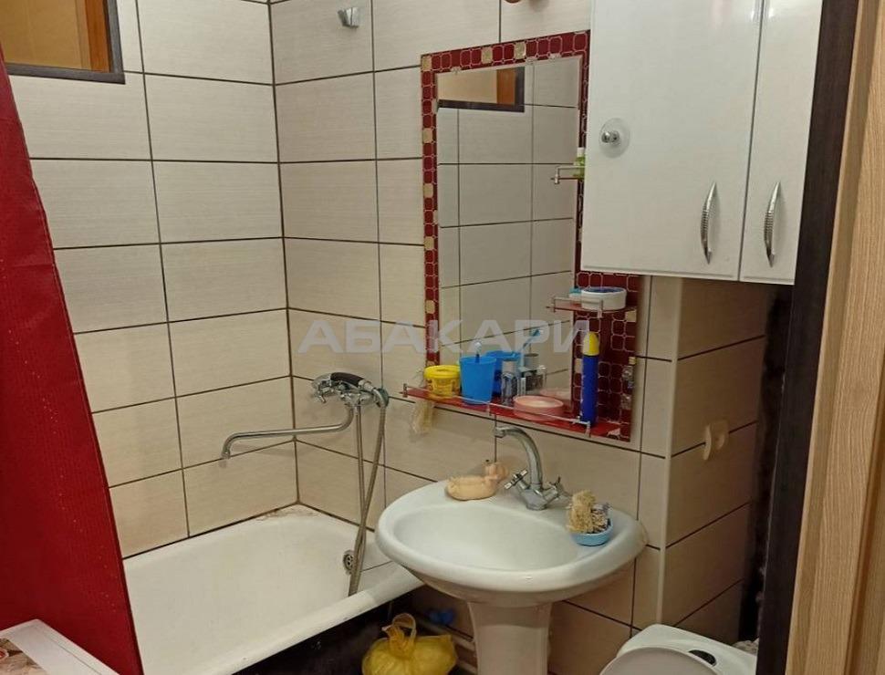 2к квартира улица Александра Матросова, 9 2/9 - 42кв | 18000 | аренда в Красноярске фото 7