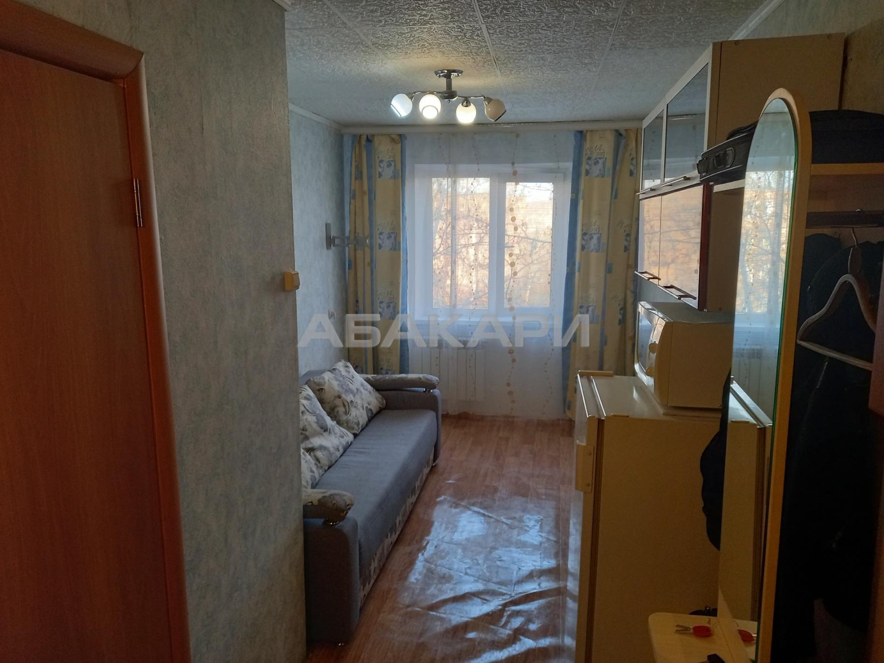 студия улица Семафорная, 259 5/5 - 14кв | 9000 | аренда в Красноярске фото 1