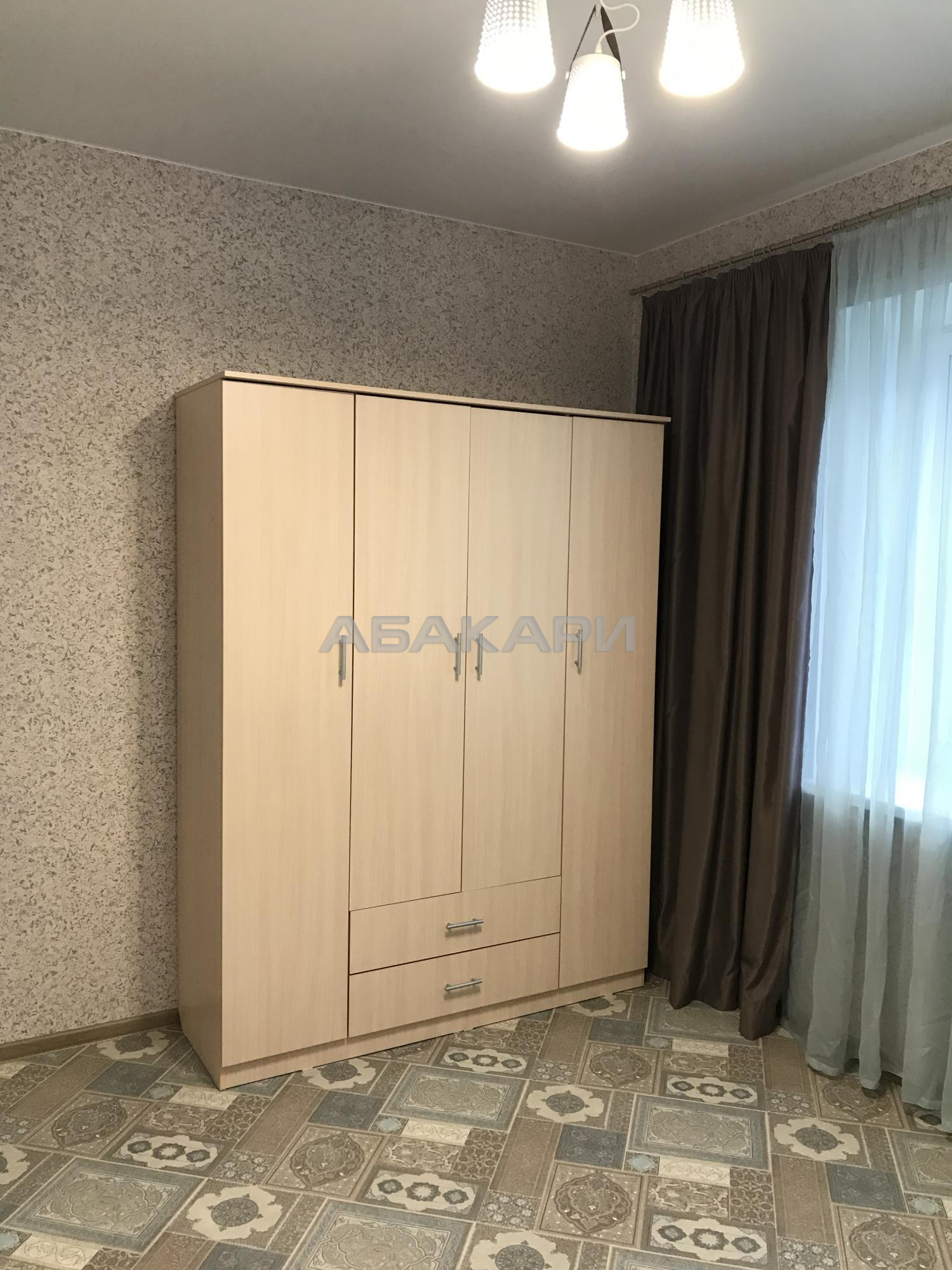 2к квартира улица Академика Вавилова, 56Б 9/9 - 51кв   18000   аренда в Красноярске фото 2